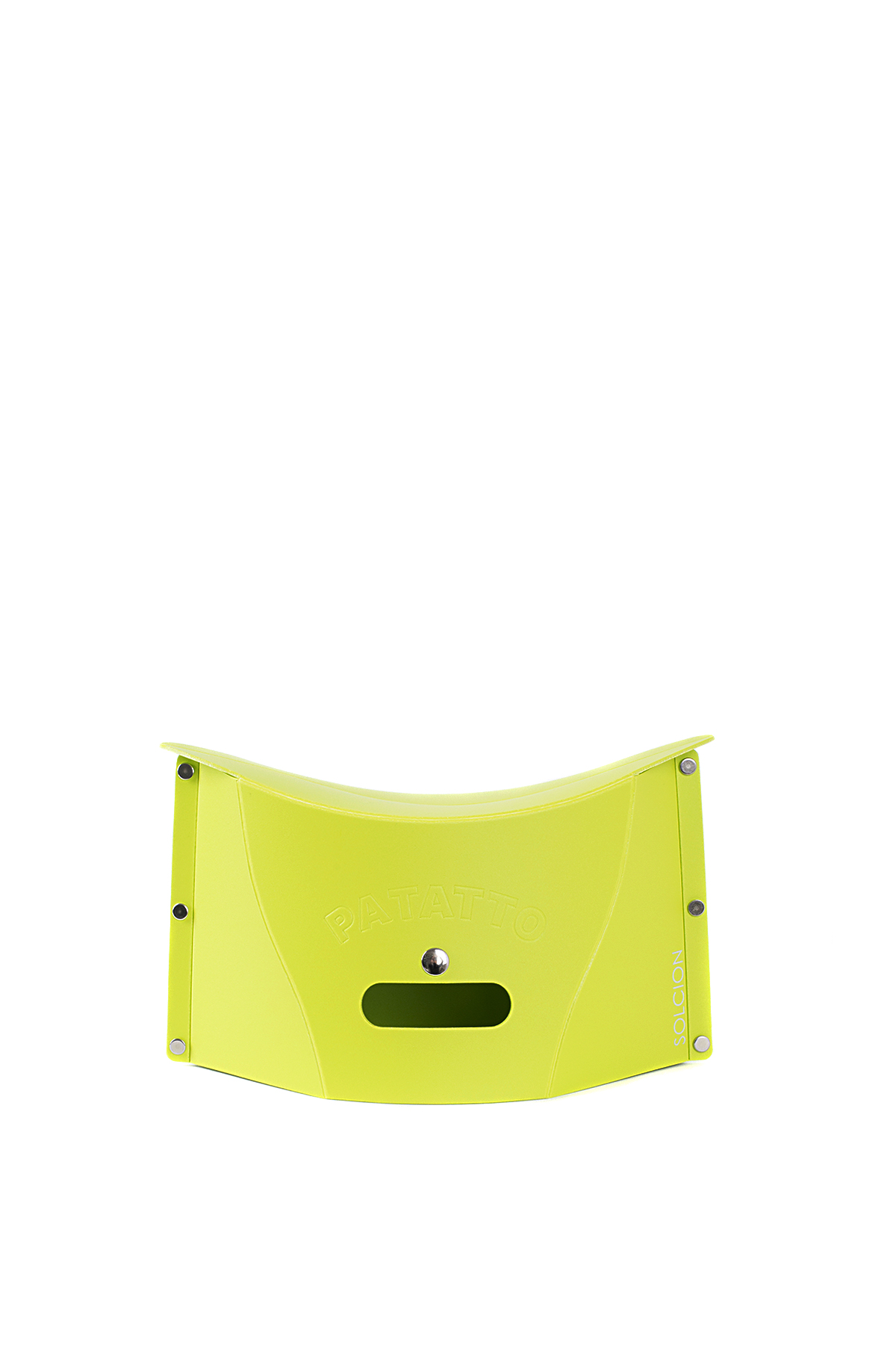 PATATTO : Comfortable Chair Mini (Yellow)