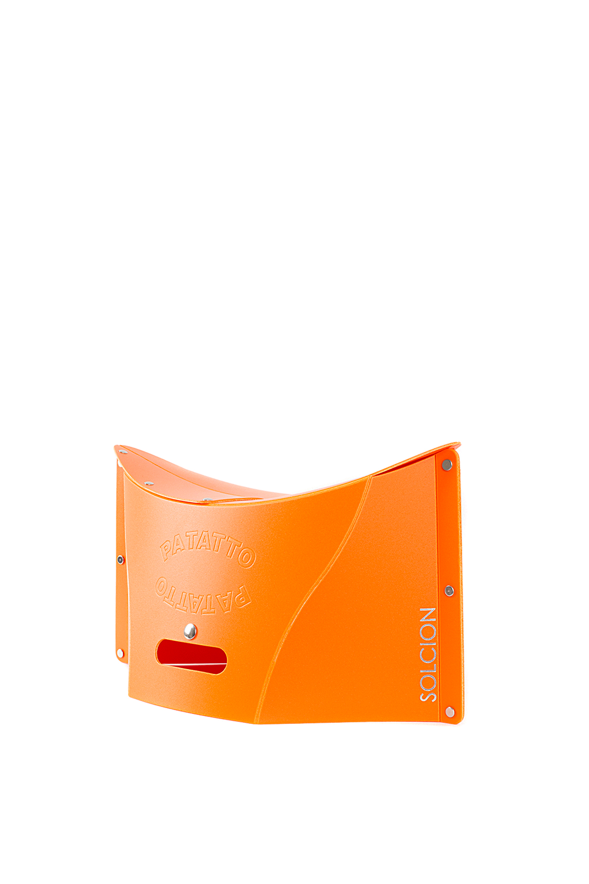 PATATTO : Comfortable Chair 200 (Orange)