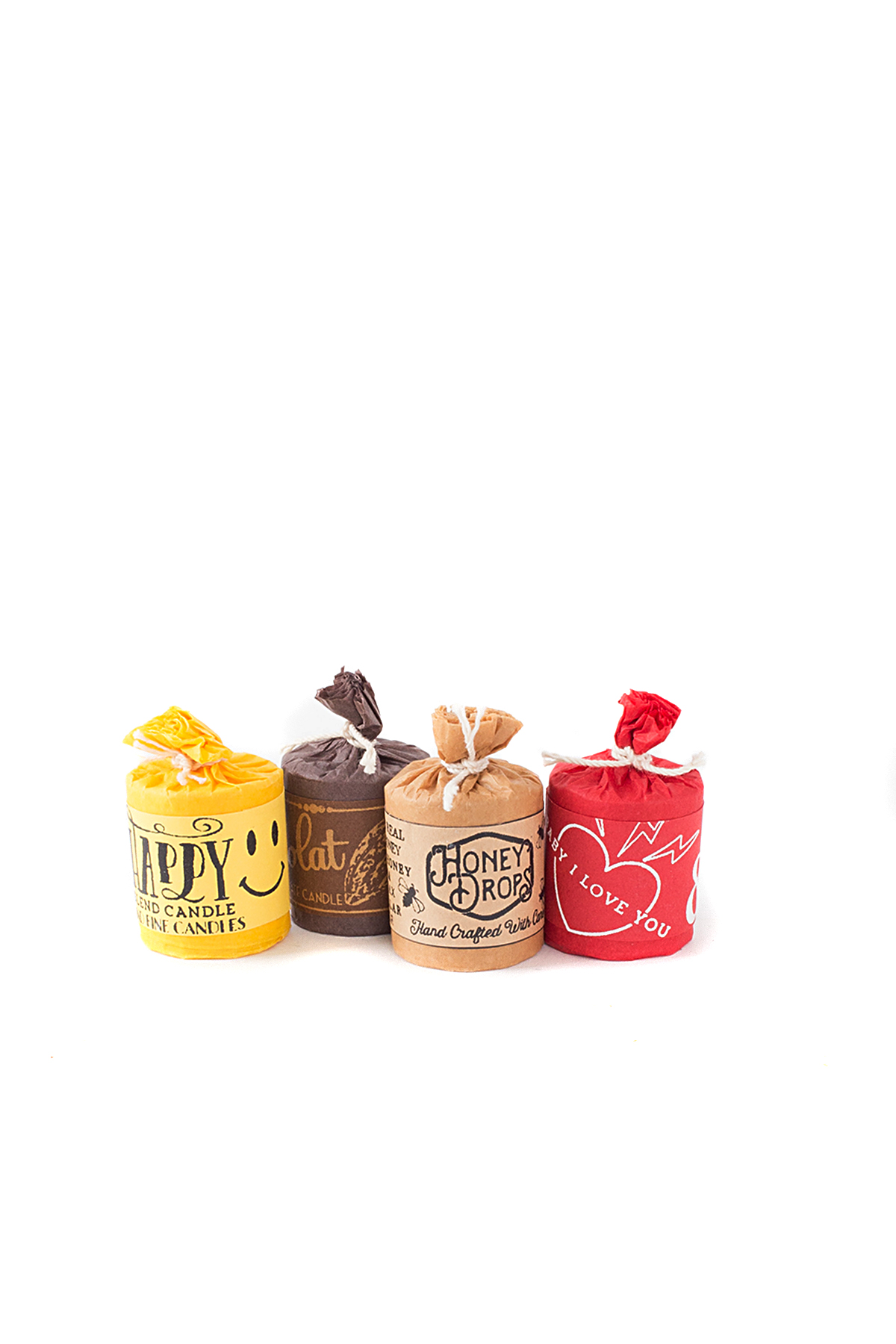Ampersand Fine Candles : Mini Bees (4type)