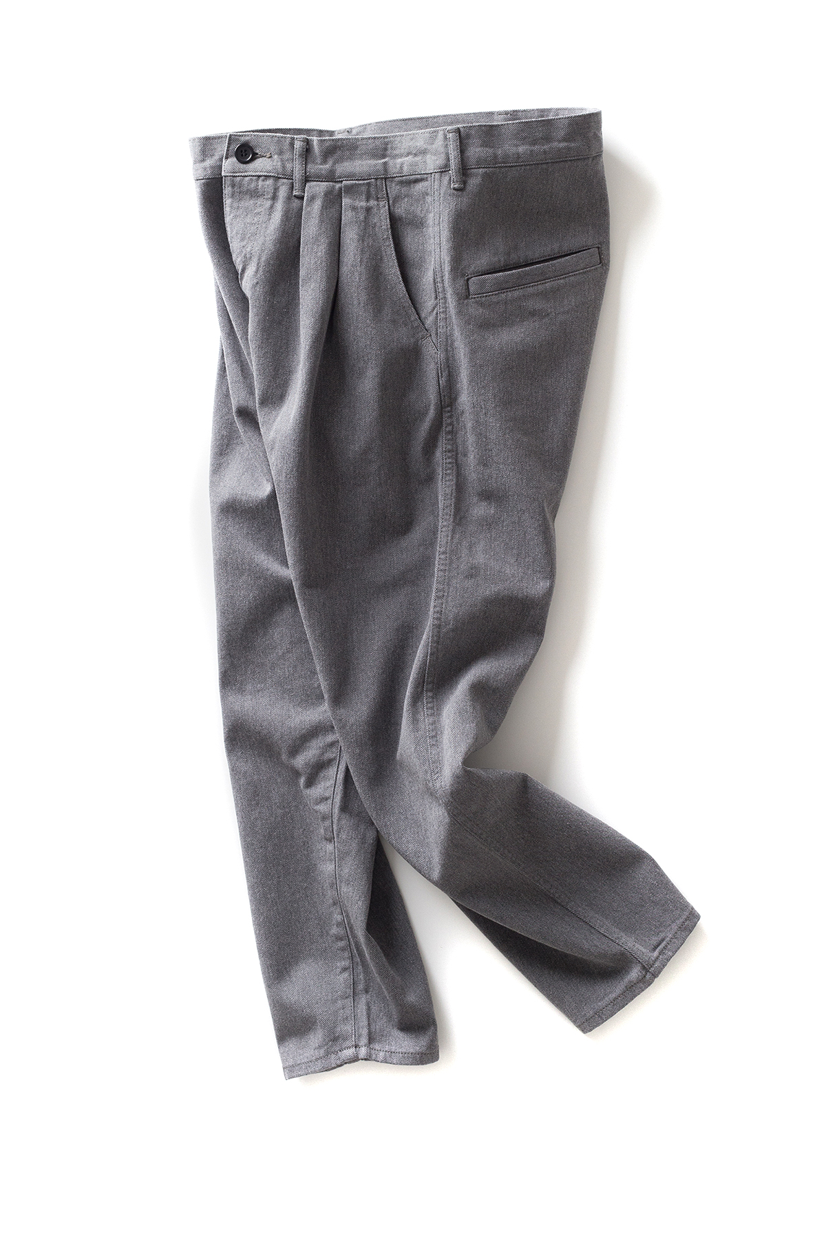 EEL : Tuckman Denim (Grey)