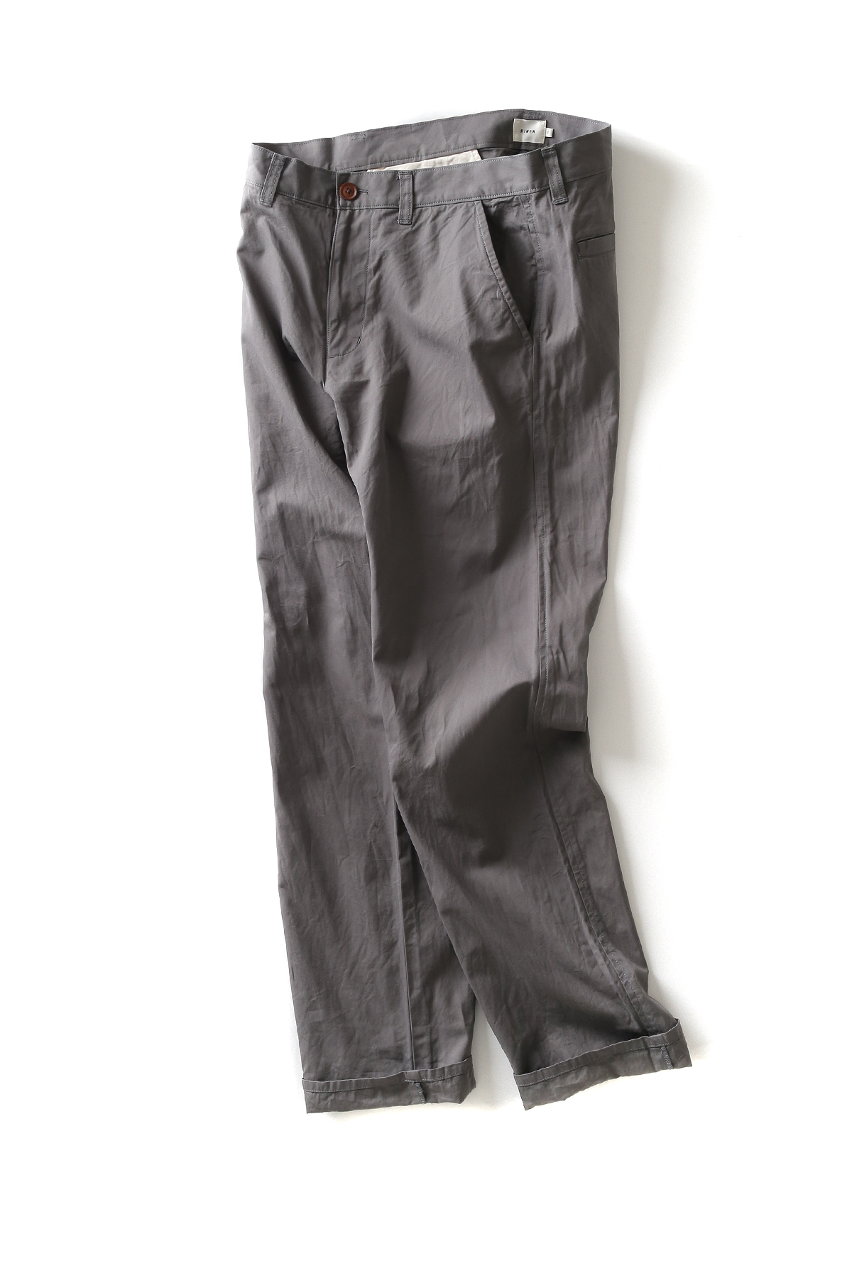 RINEN : Standard Pants (Grey)