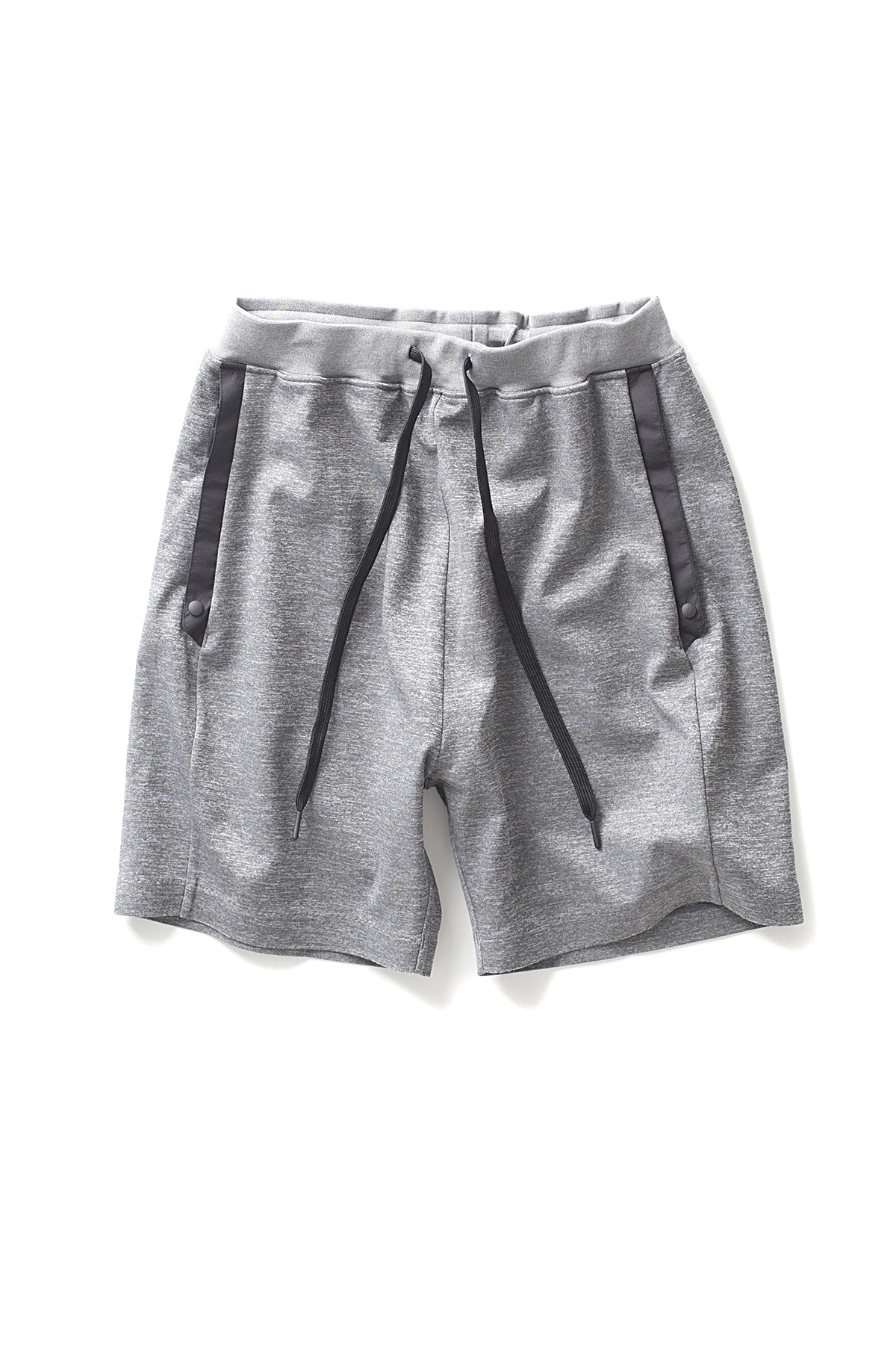 alk phenix : Tab Shorts (Heather Grey)