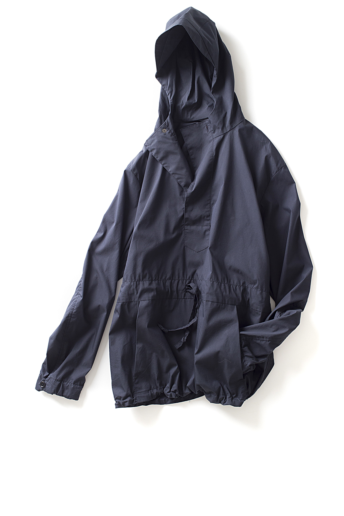 Still By Hand : Anorak Parka (Navy)