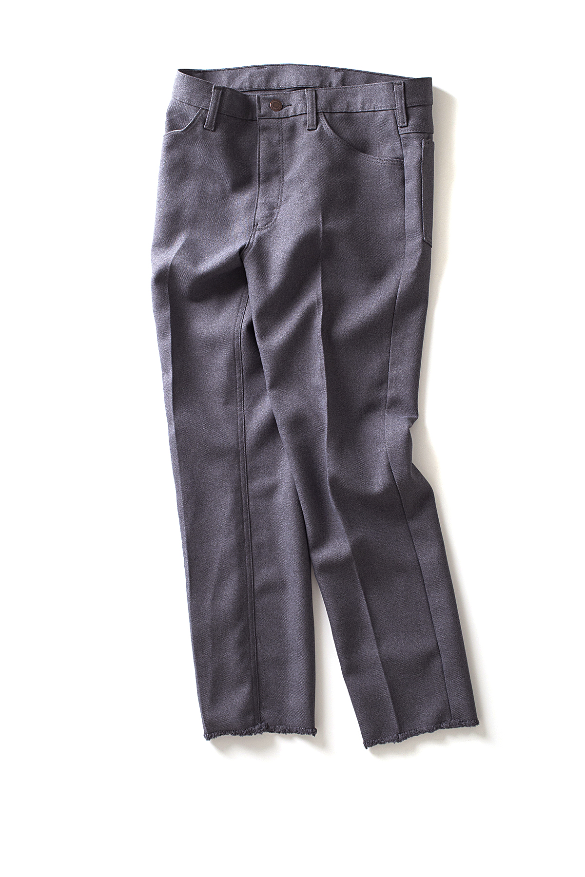 HEXICO : Ex. Wrancher Cut Off Trousers (Grey)