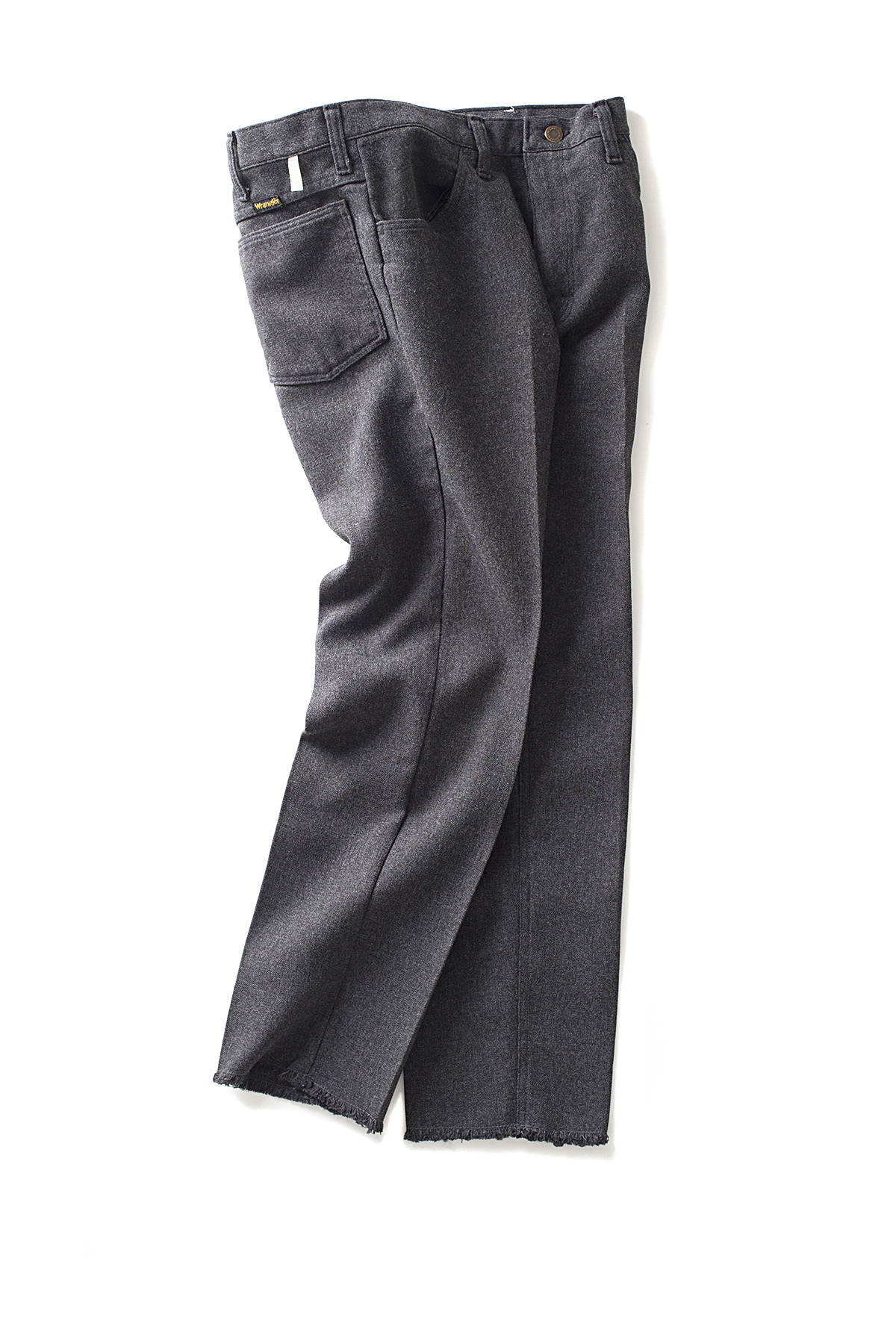 HEXICO : Ex. Wrancher Cut Off Trousers (Charcoal)