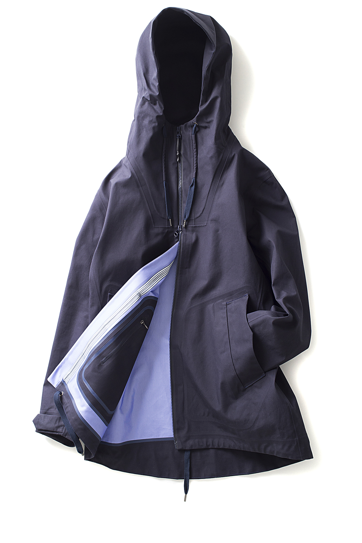 nanamica : GORE-TEX® Cruiser Jacket (Navy)