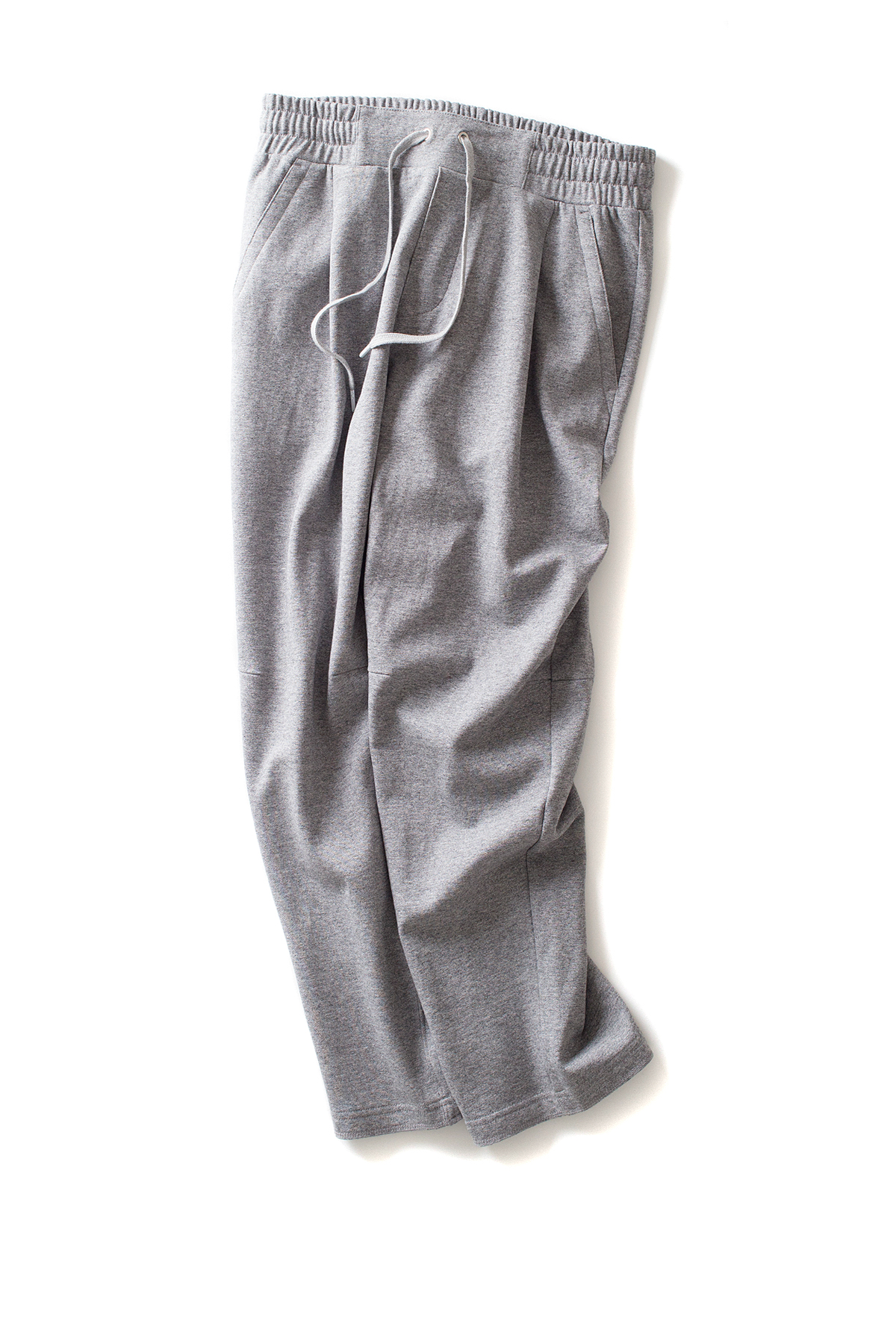 AECA WHITE : Crop Pants (Grey)