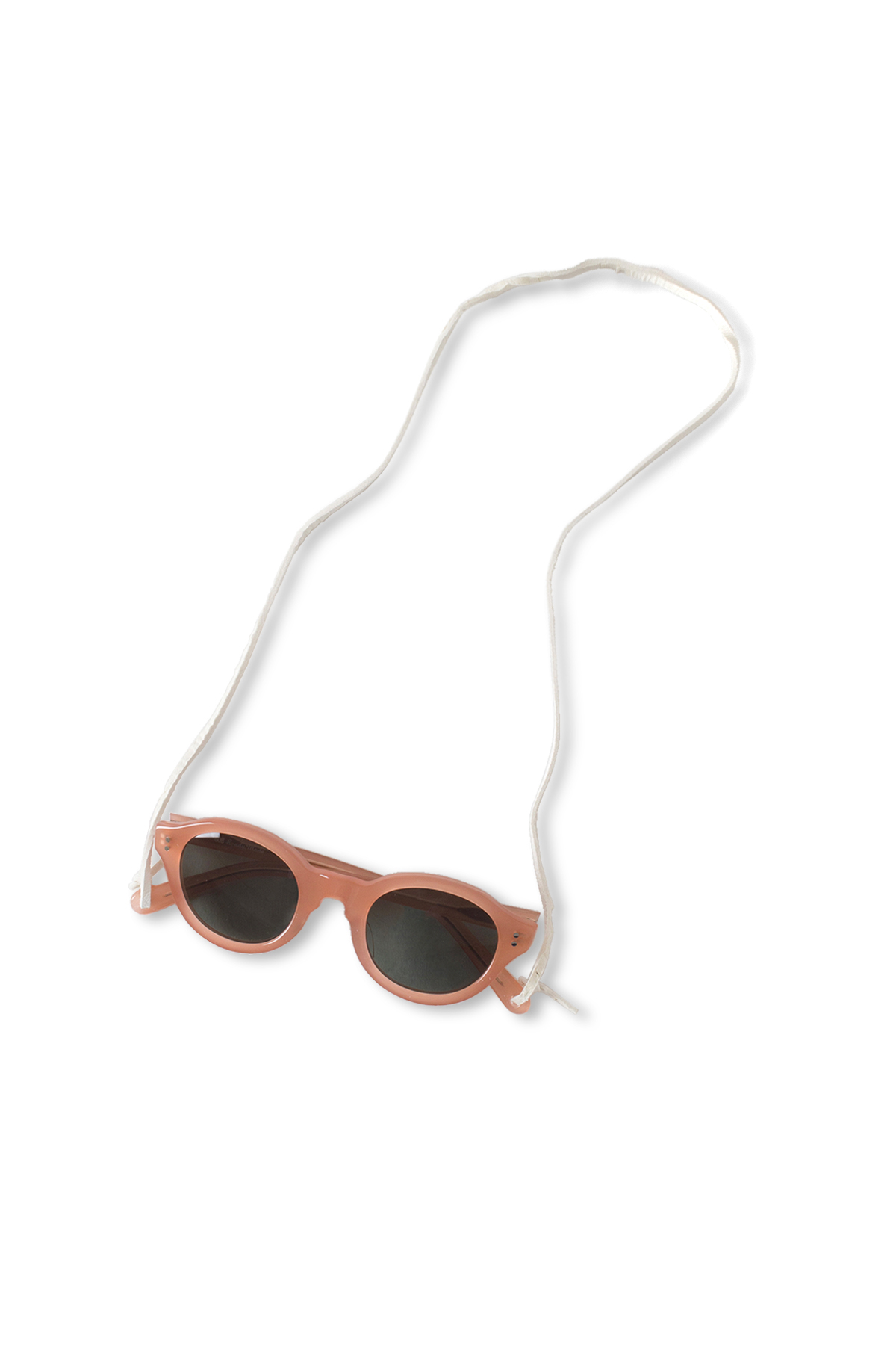 soe : Sunglasses With Leather Holder (Pink)