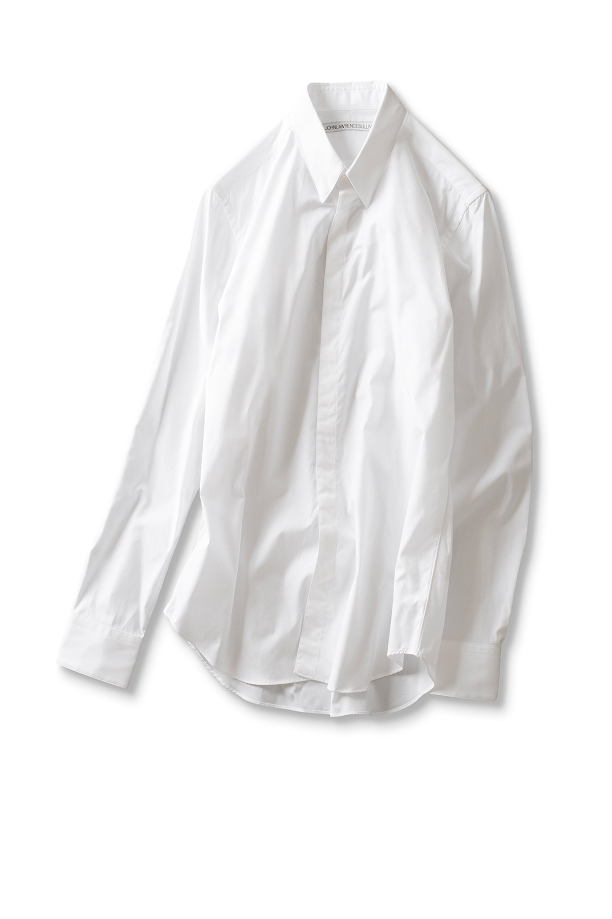 JOHN LAWRENCE SULLIVAN : Classic Dress Shirt (White)