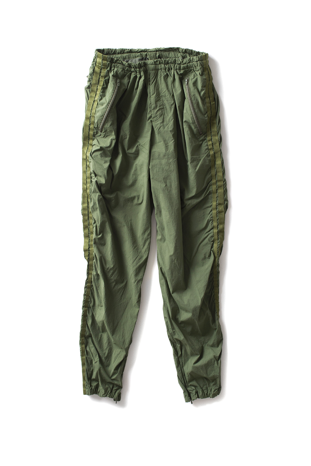 kolor / BEACON : Side Lined Pants (Khaki)