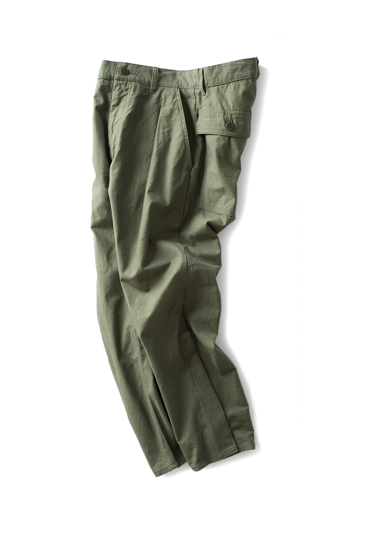 EEL : Cycle Pants (Olive)