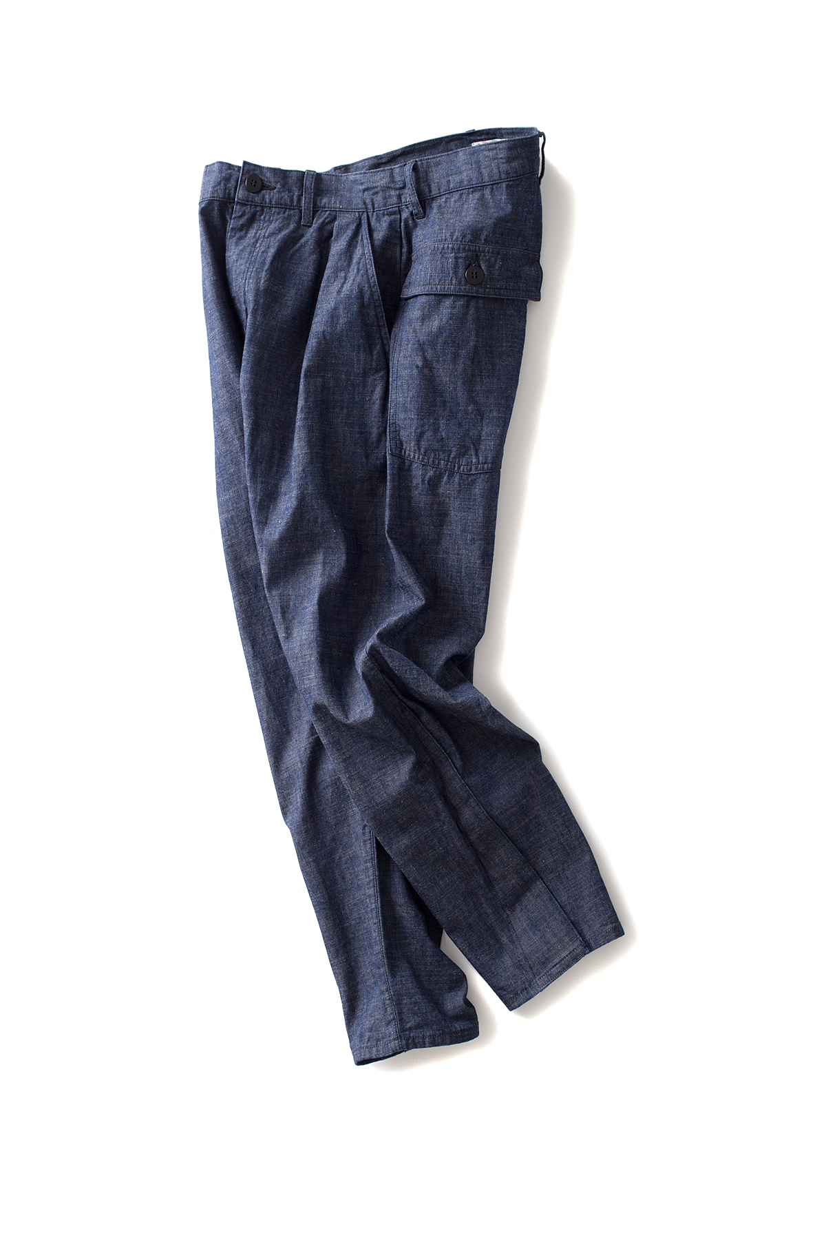EEL : Cycle Pants (Indigo)