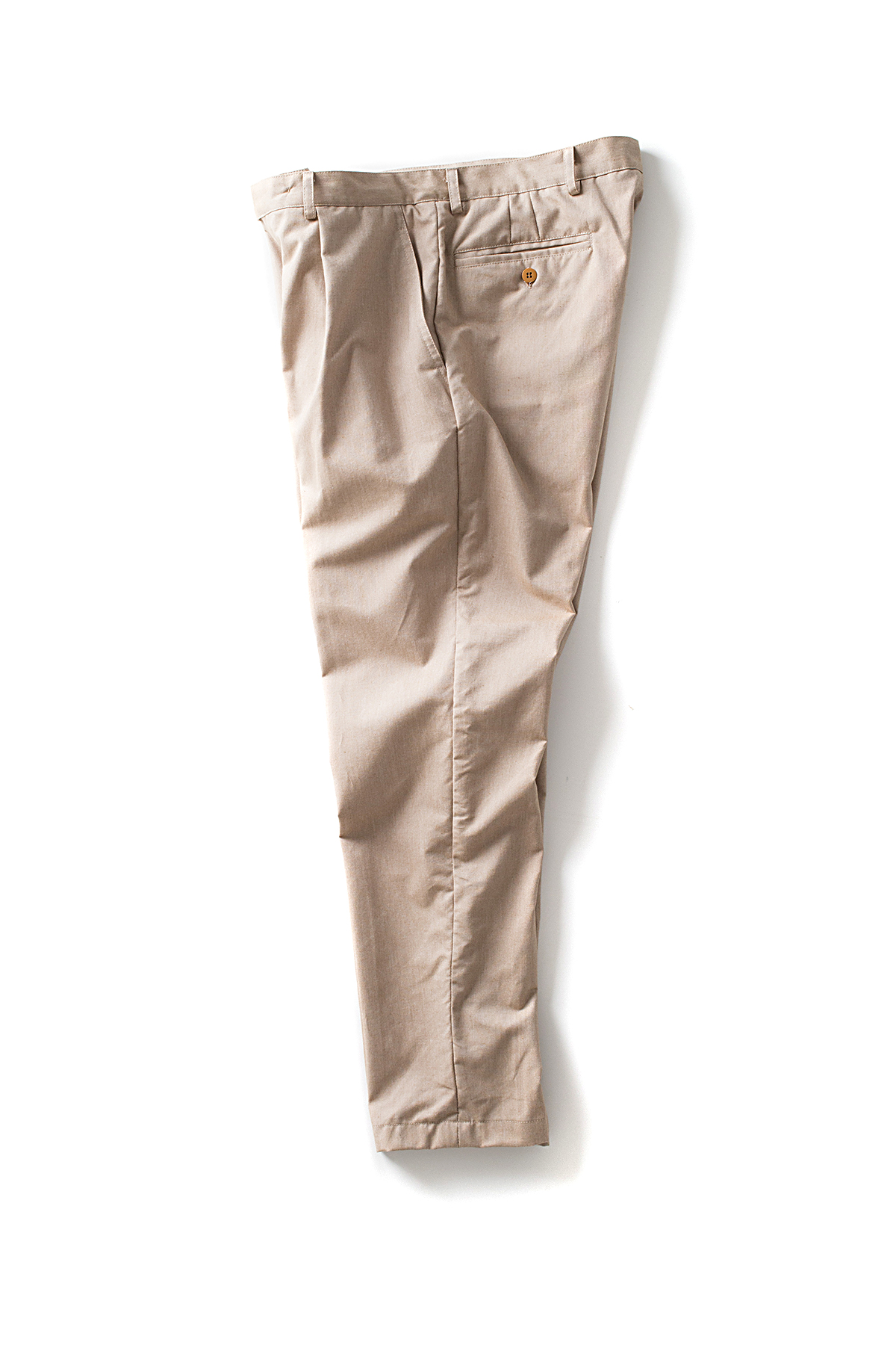 CAMO : Classic Trousers (Heavy Oxford Beige)
