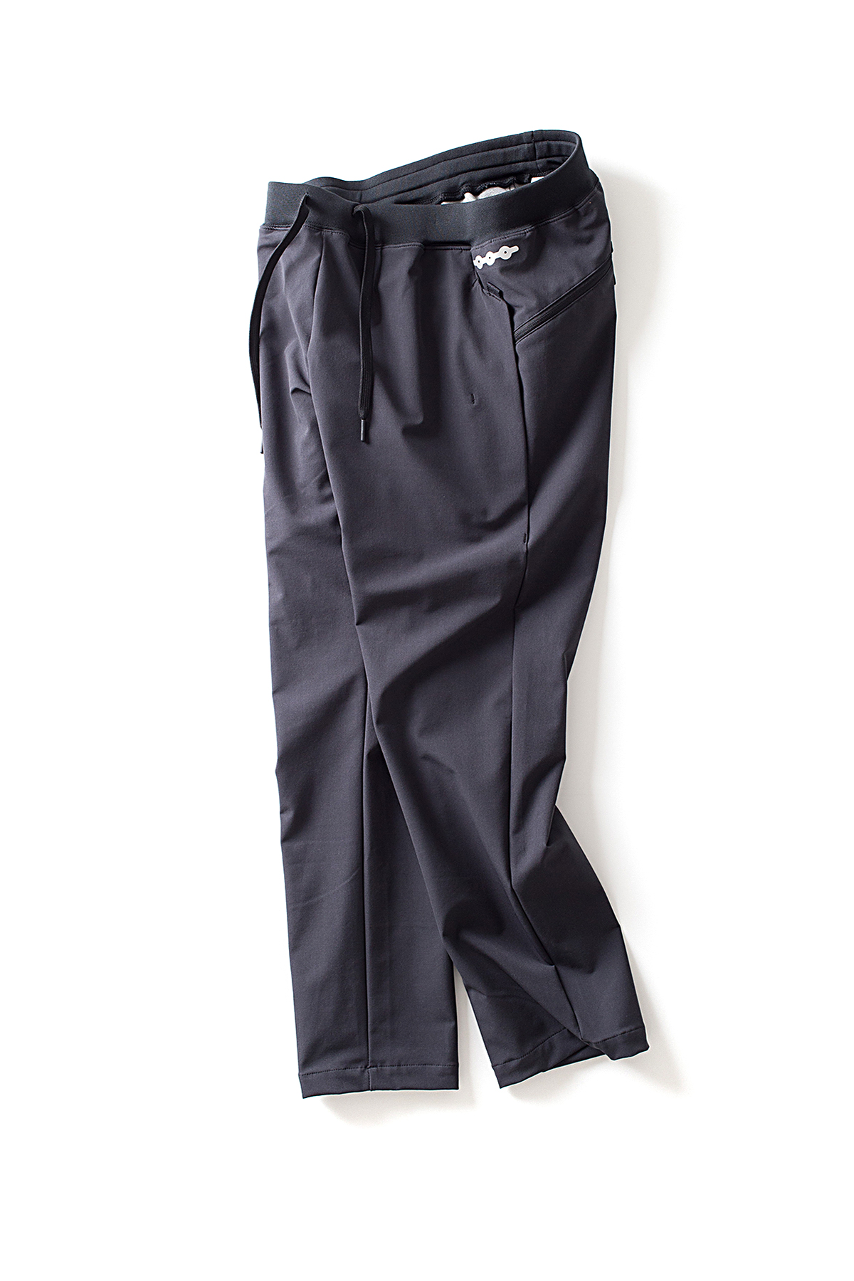 alk phenix : Crank Ankle Pants / Tech-urake (Black)