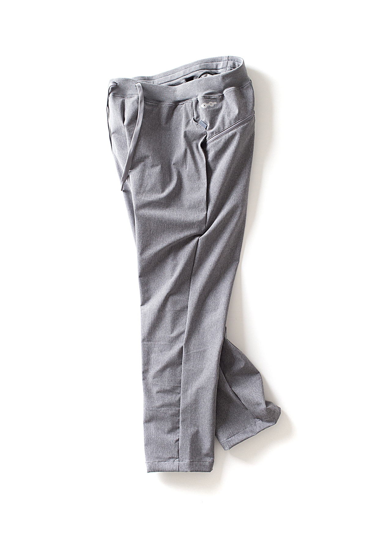 alk phenix : Crank Ankle Pants / Tech-urake (Gray)