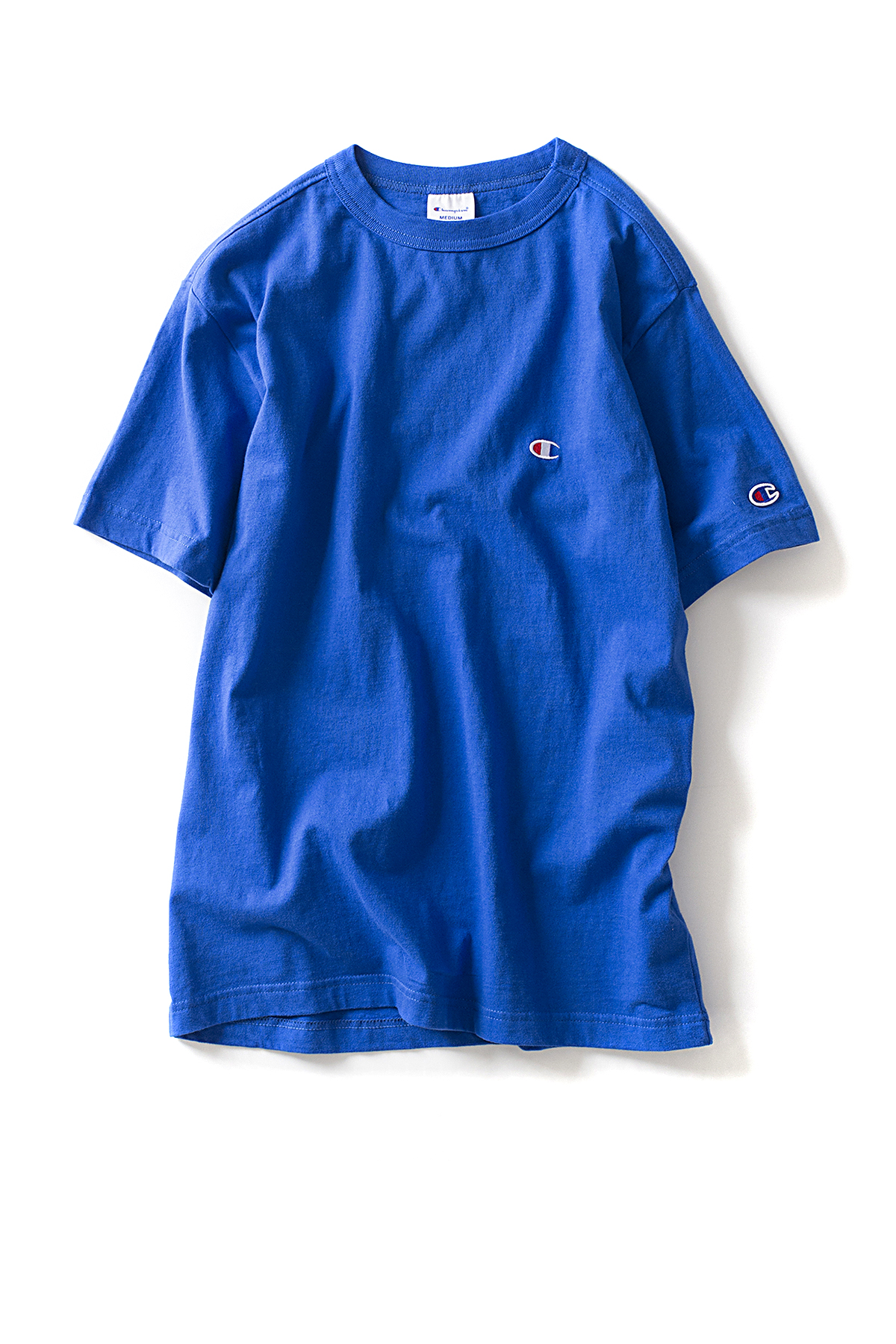 Champion : Basic T-Shirt (Royal Blue)