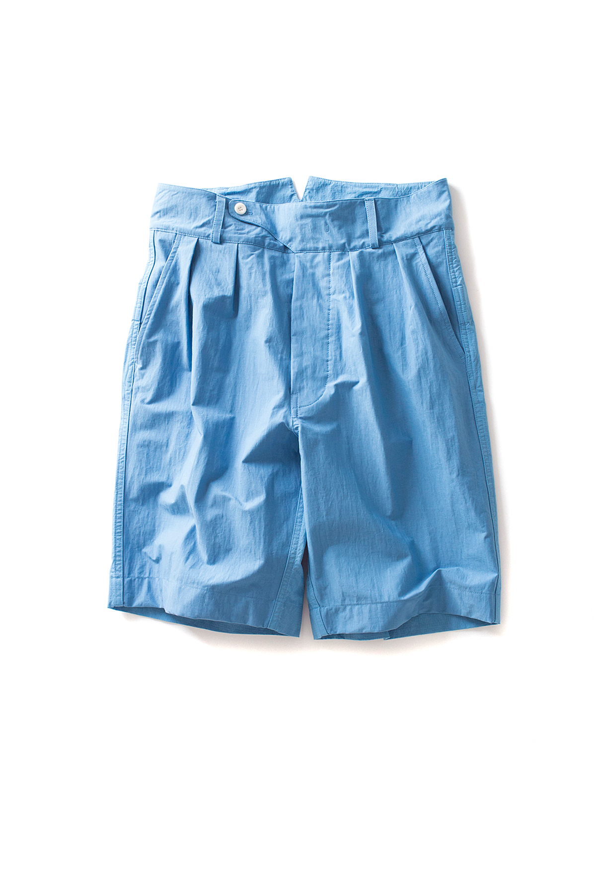 Document : Light Indigo Shorts (Light Indigo)
