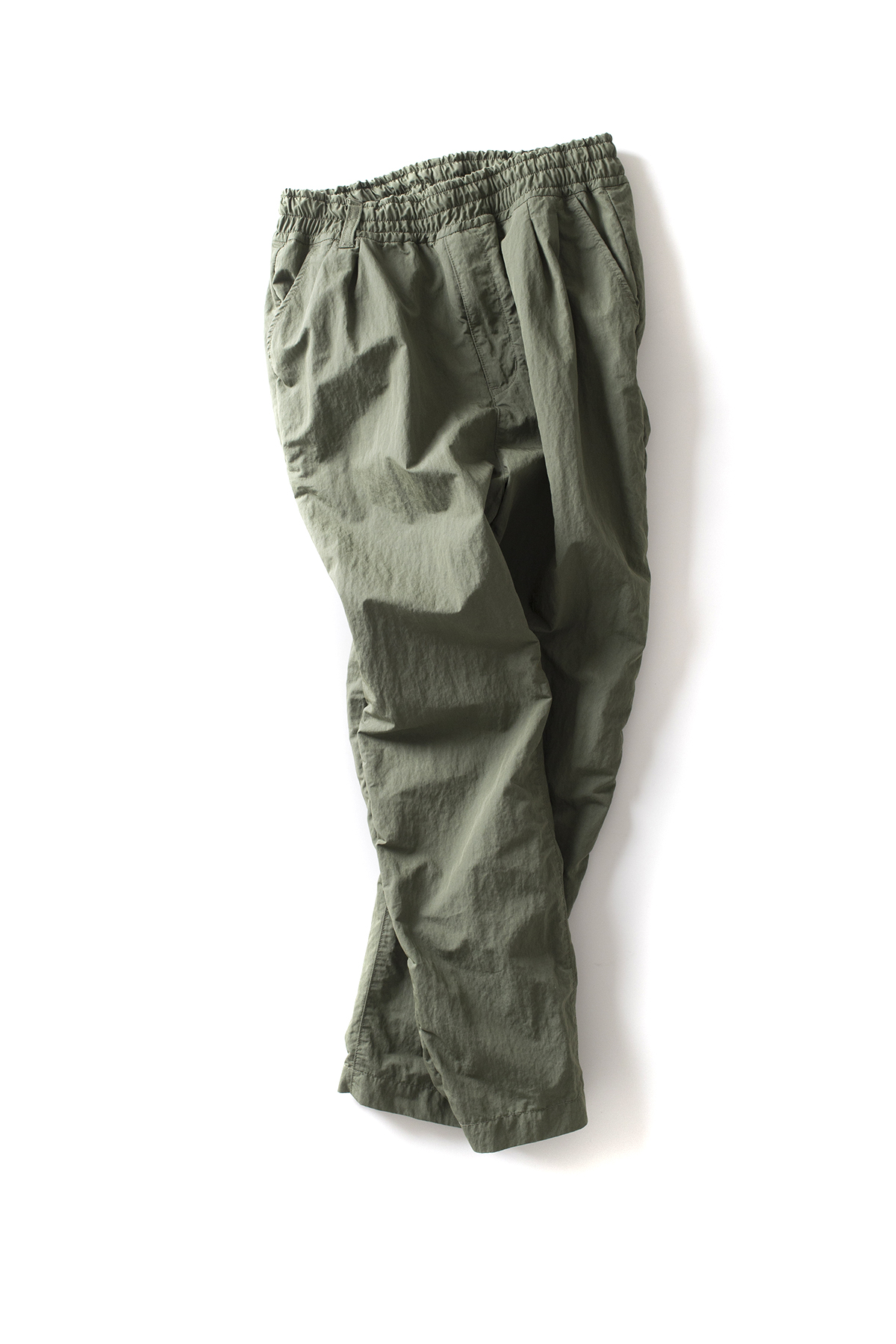 WHITE MOUNTAINEERING : Shearing Sarrouel Pants (Khaki)