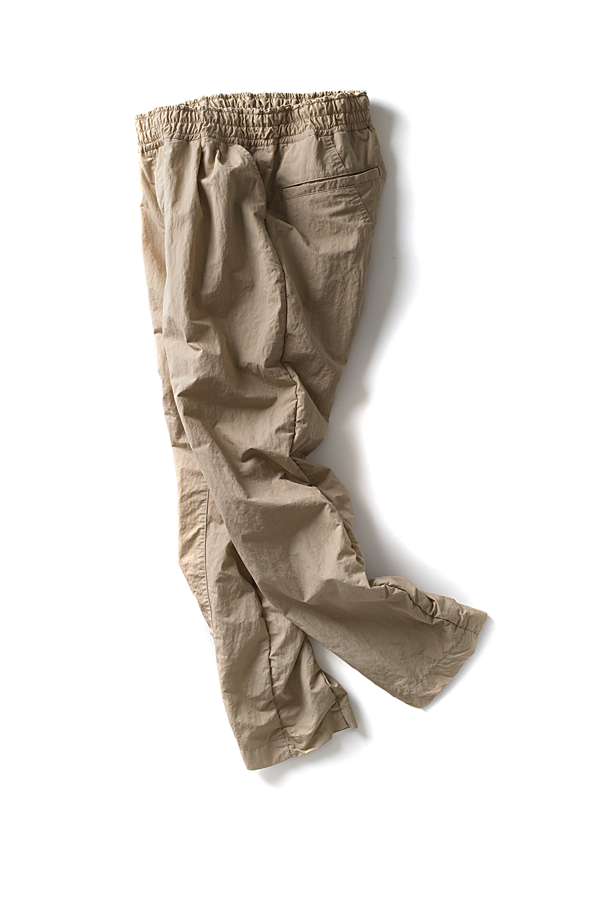WHITE MOUNTAINEERING : Shearing Sarrouel Pants (Beige)