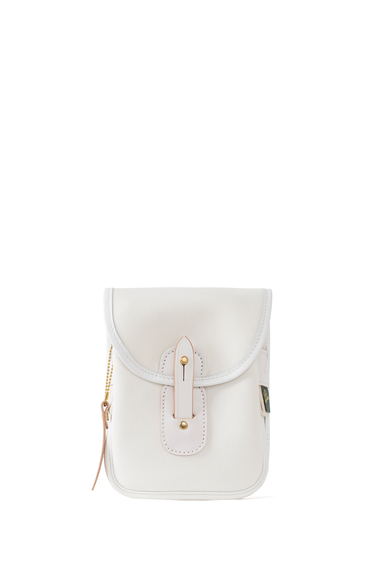 Brady Bags : KENT Shoulder Bag (White)