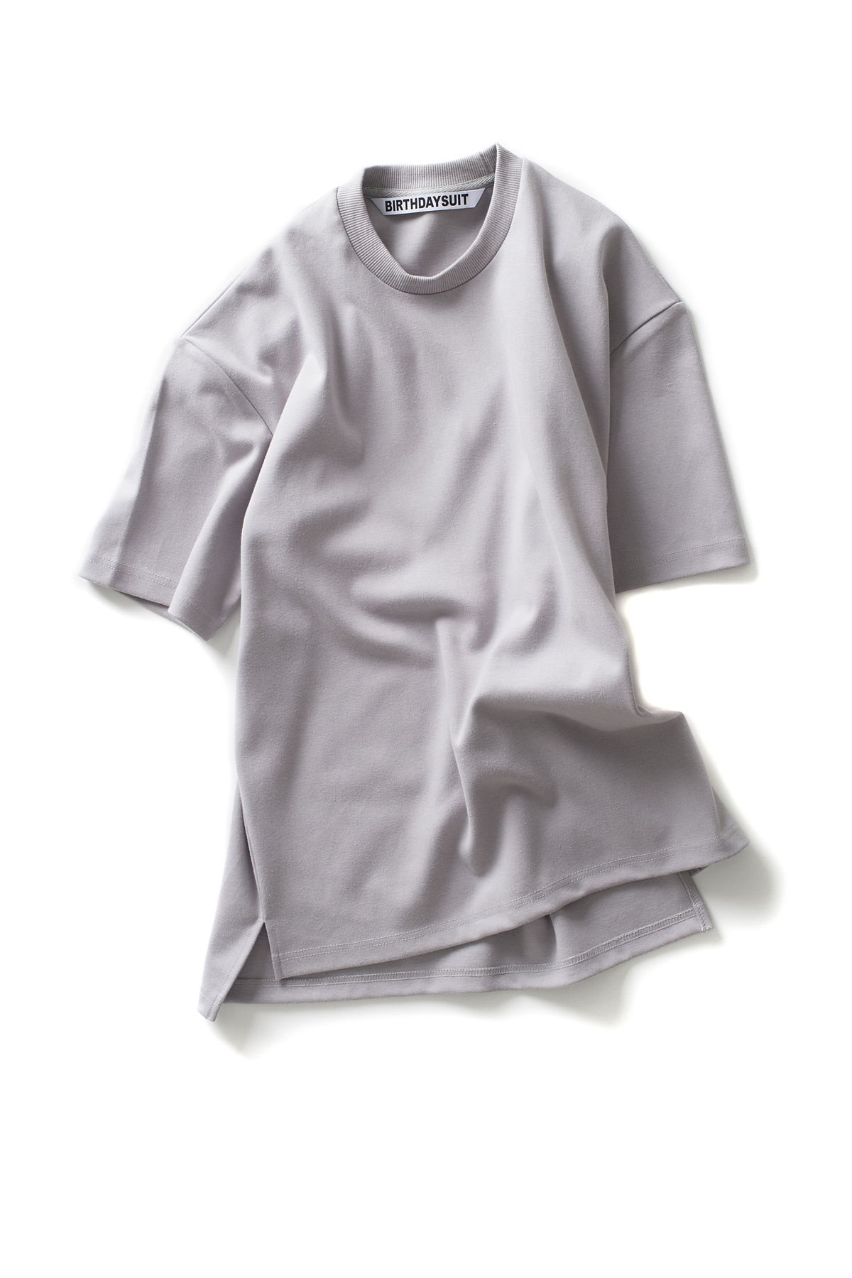 BIRTHDAYSUIT : Oversized T-Shirts (Grey)