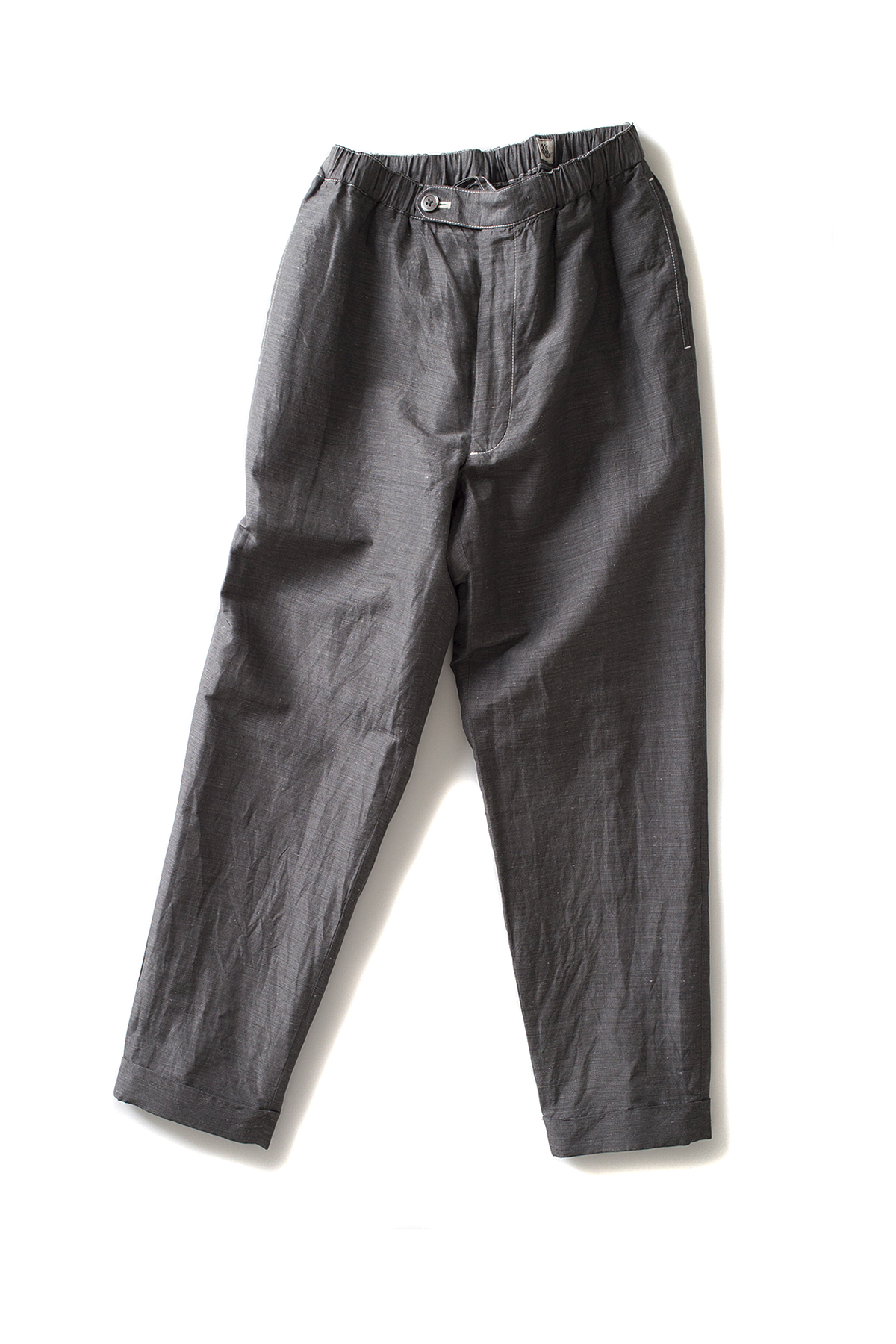 Kaptain Sunshine : Traveller Trousers (Gray)