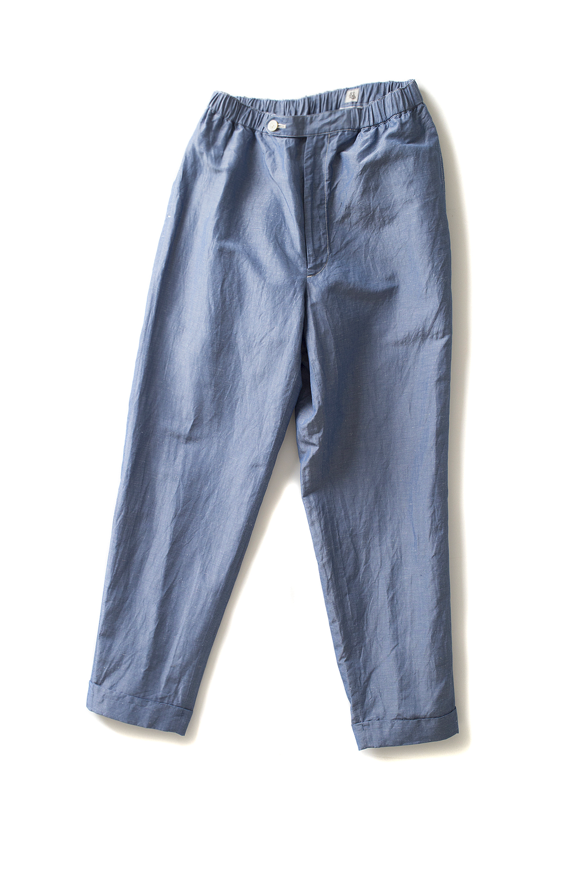 Kaptain Sunshine : Traveller Trousers (Blue)