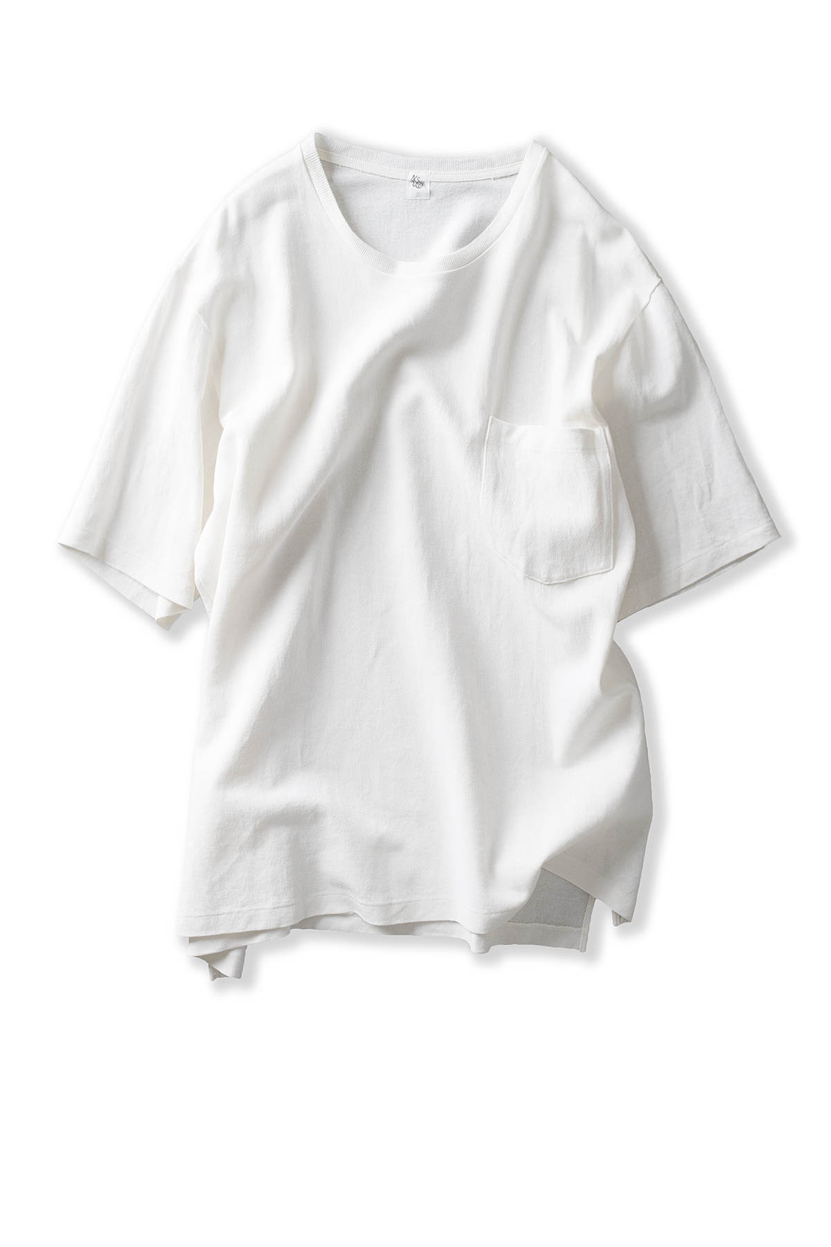 Kaptain Sunshine : Pocket Tee (White)