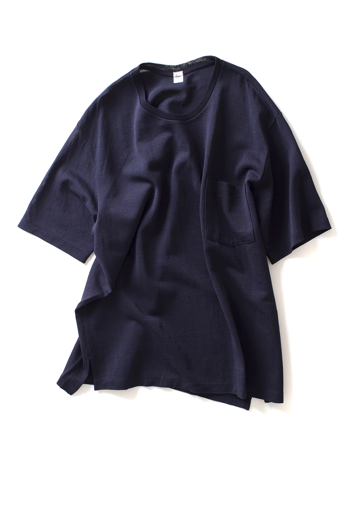 Kaptain Sunshine : Pocket Tee (Navy)