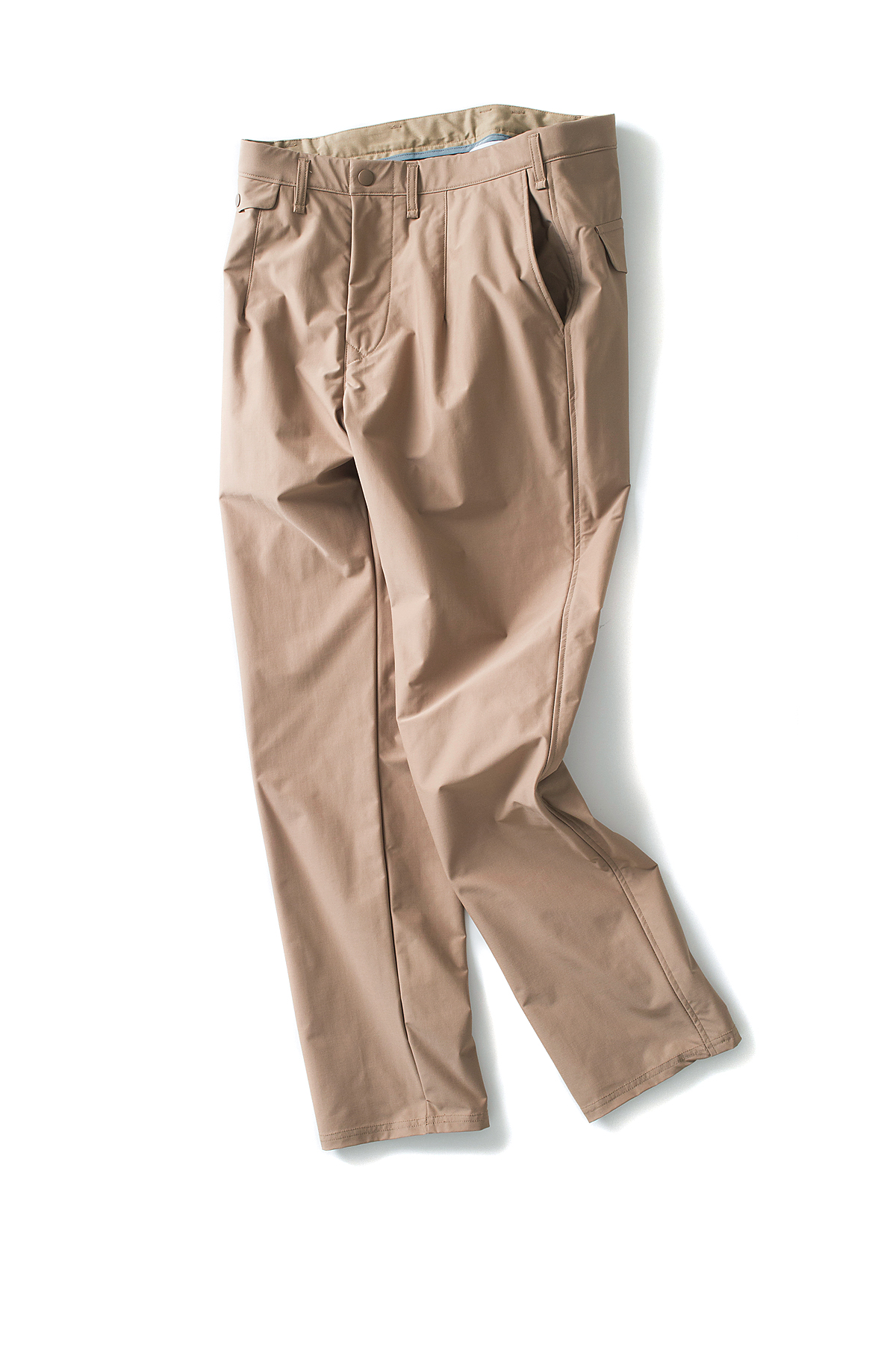 Curly : Singular Trousers (Beige)