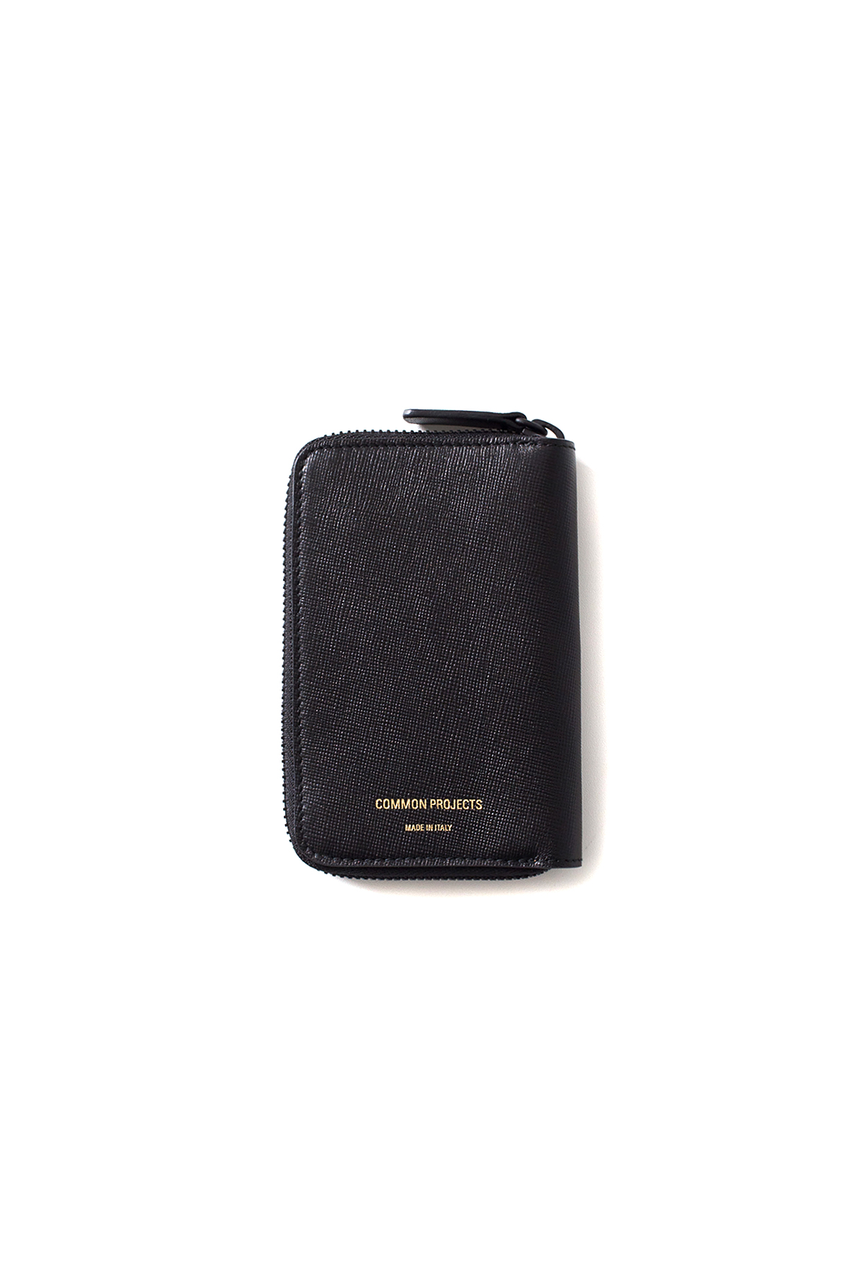 Common Projects : Zip Key Holder 9046 (Black)