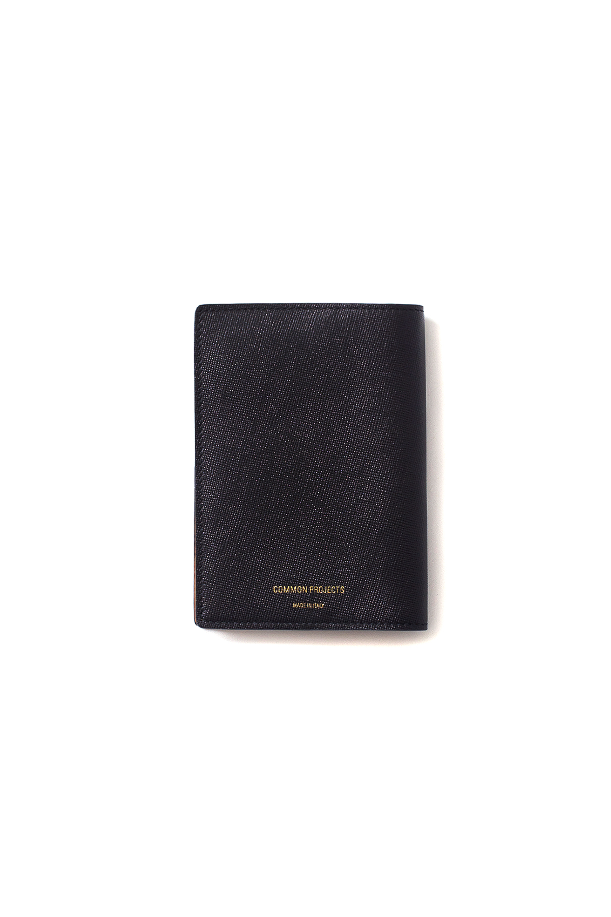 Common Projects : Passport Folio 9039 (Black)