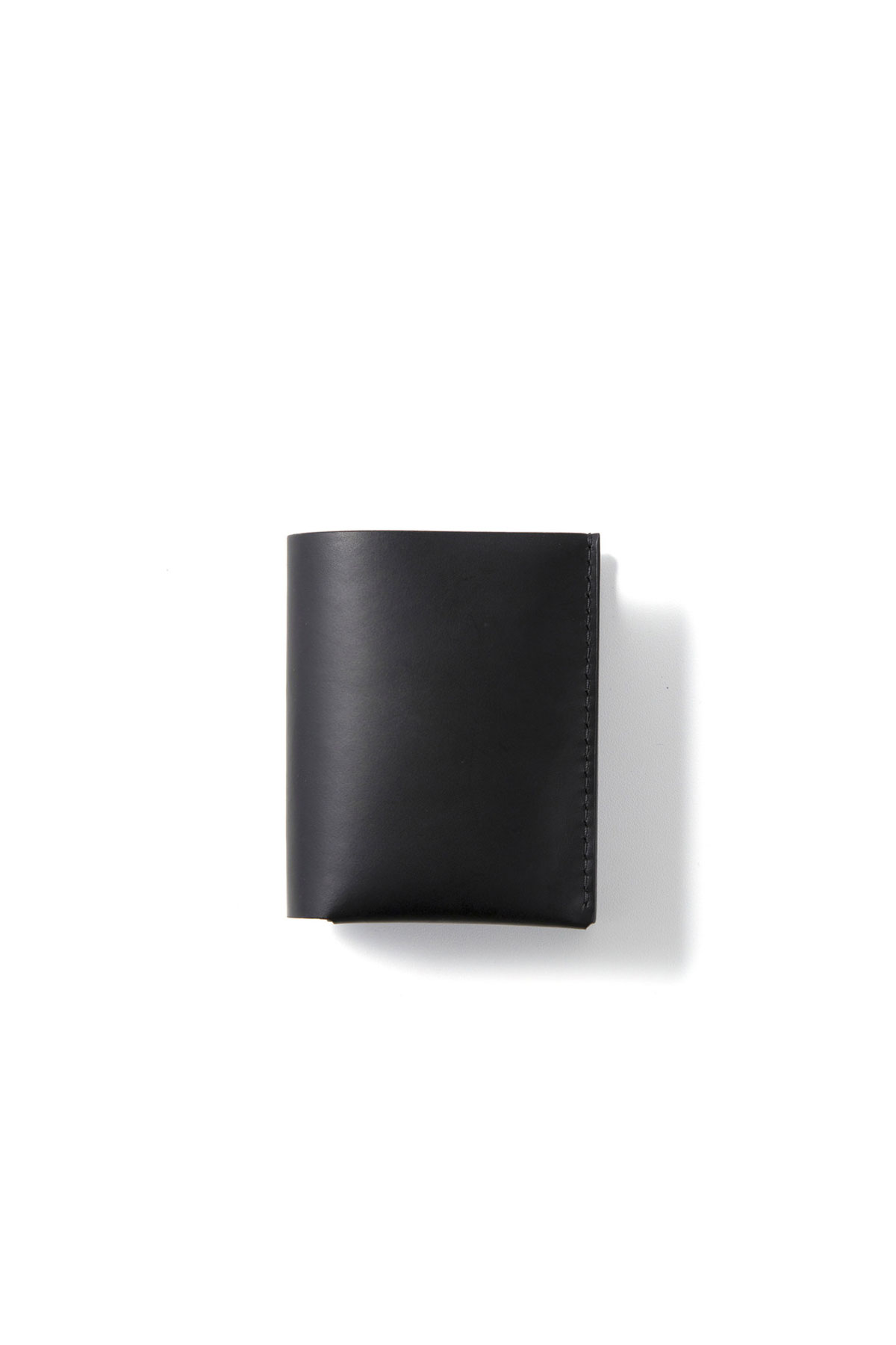 Blankof : WCL 03 T1 5 Slot Wallet (Black)