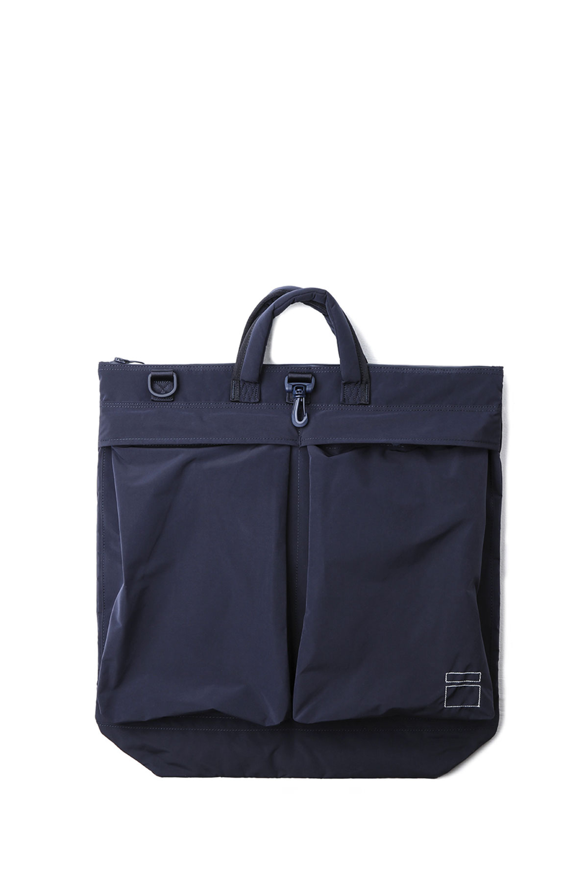 Blankof : BLG 01 24IN Helmet Bag (Navy)