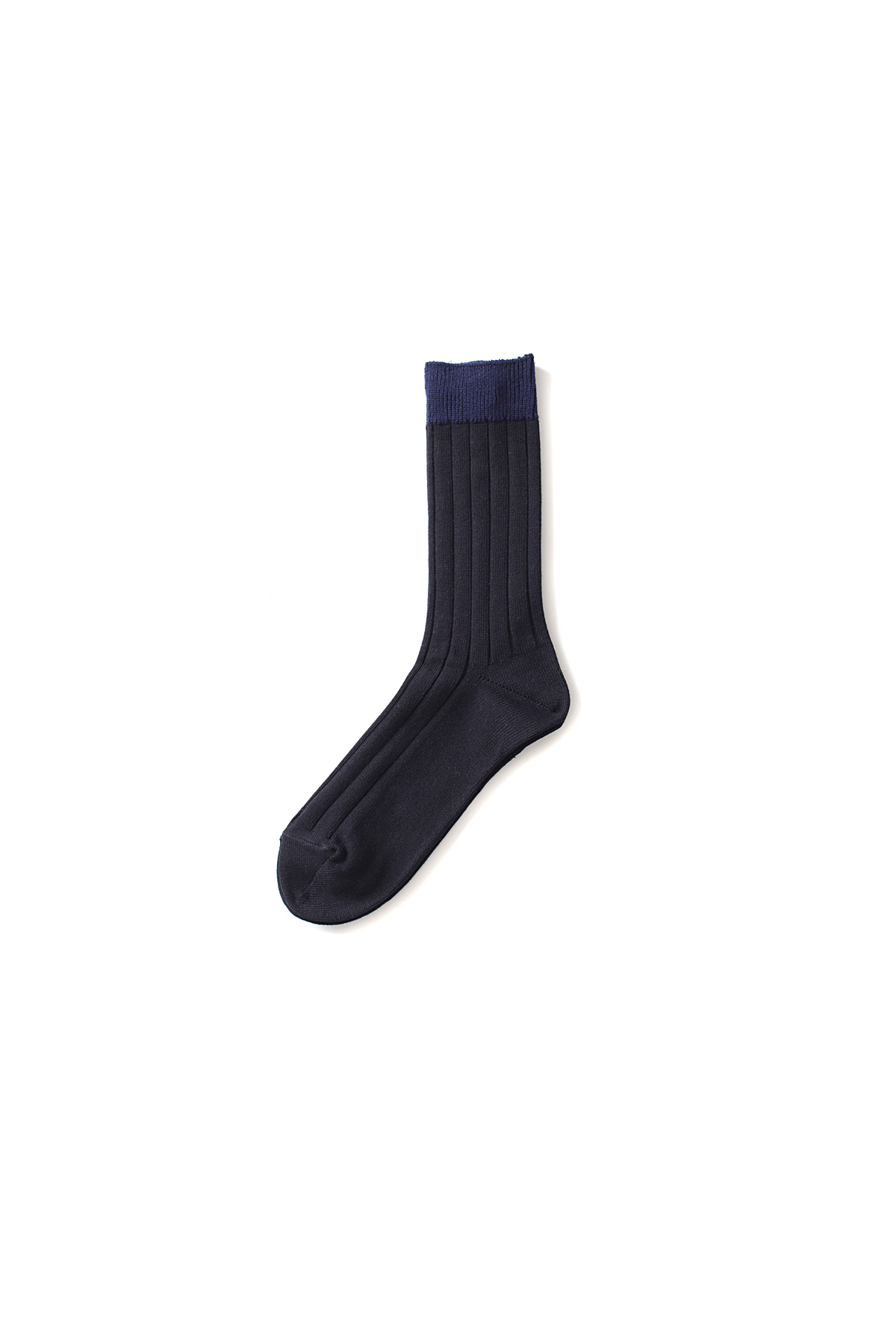 Curly : Bright Sox (Black)