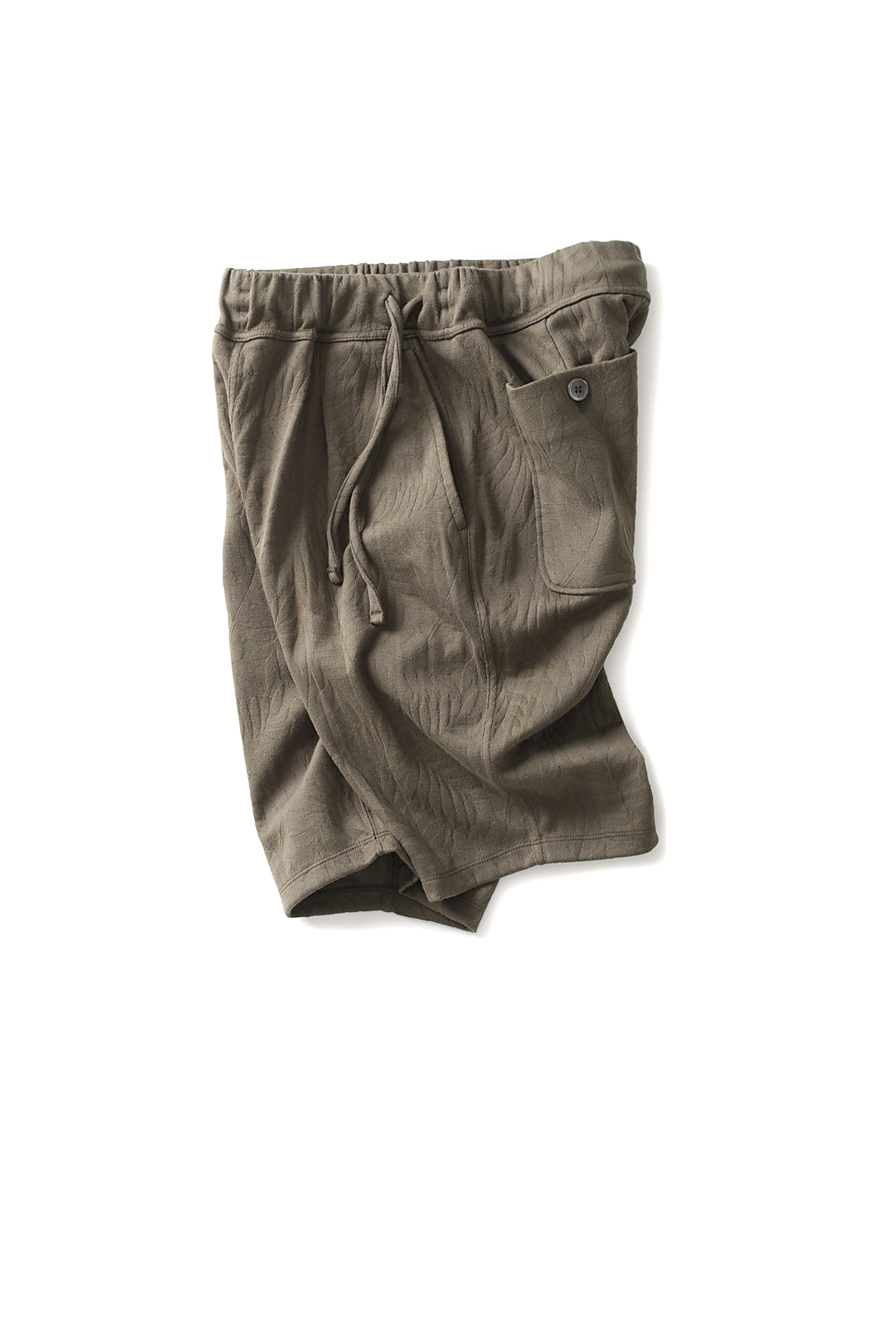 Curly : Palm Shorts (Olive JAQ)