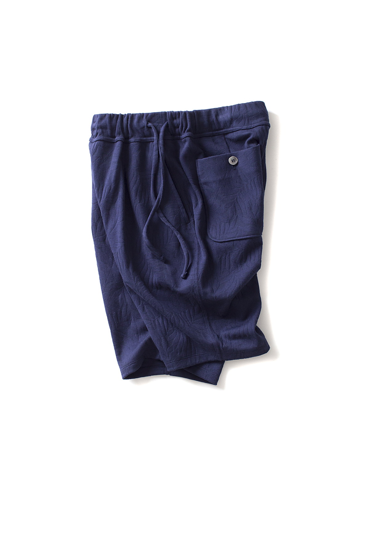Curly : Palm Shorts (Navy JAQ)