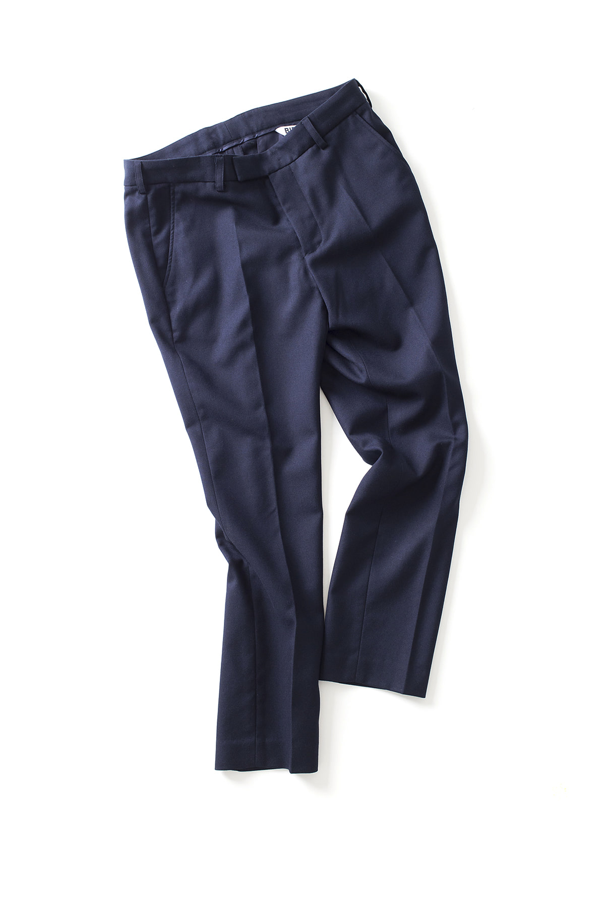 BIRTHDAYSUIT : Daily Suit Trouser (Navy)