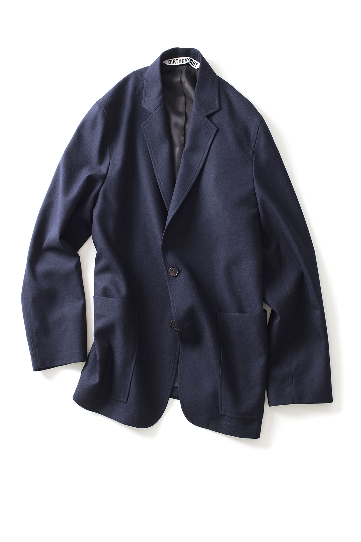 BIRTHDAYSUIT : Daily Suit Jacket (Navy)