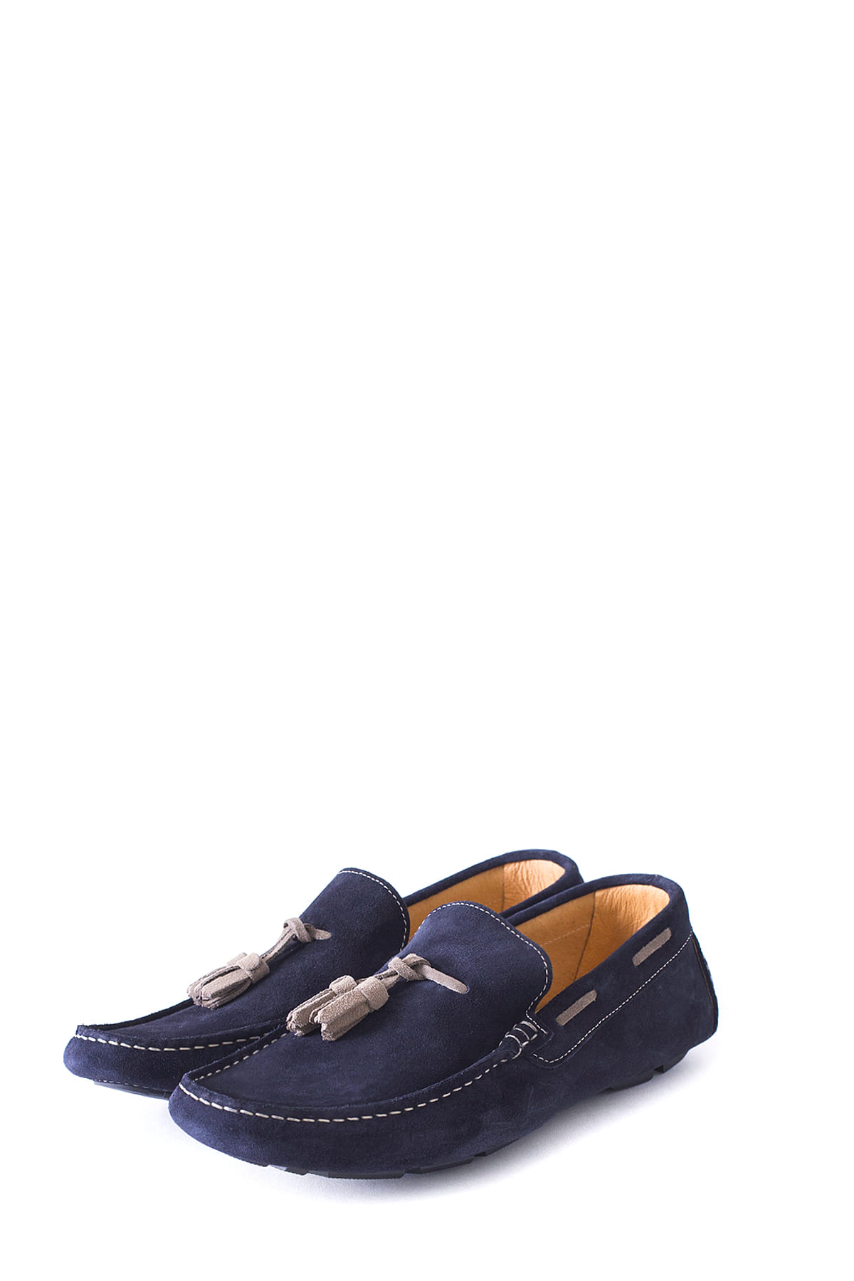 Pico Maranta : Driving Shoes (Navy)