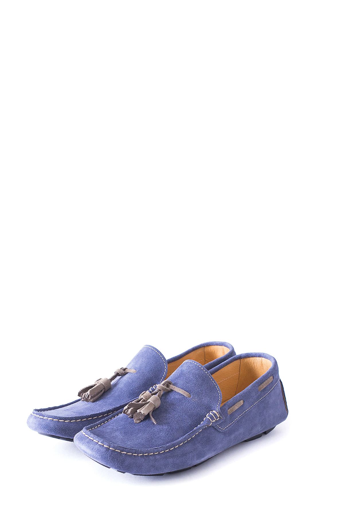 Pico Maranta : Driving Shoes (Denim)