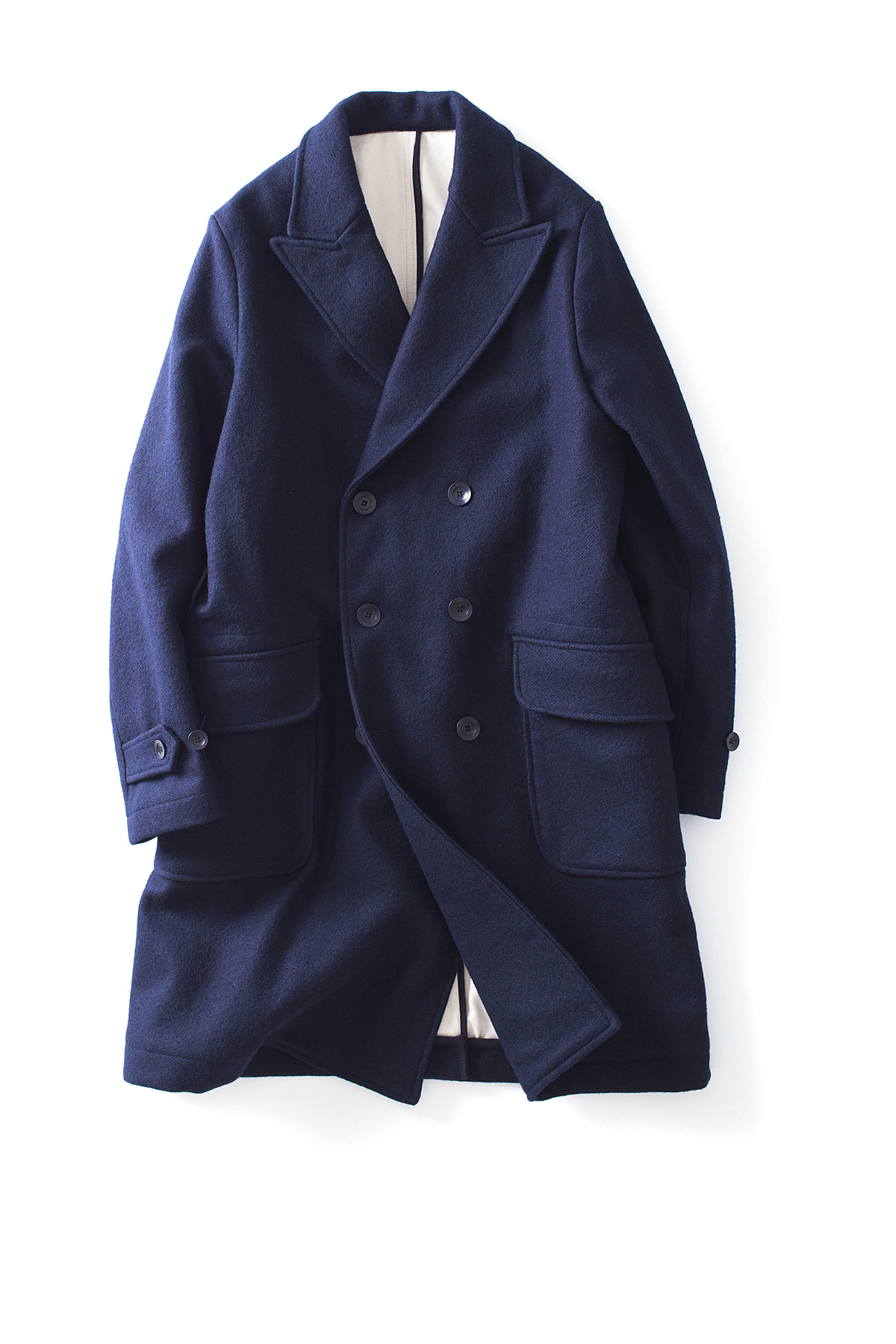 EHS : D.B Coat (Navy)
