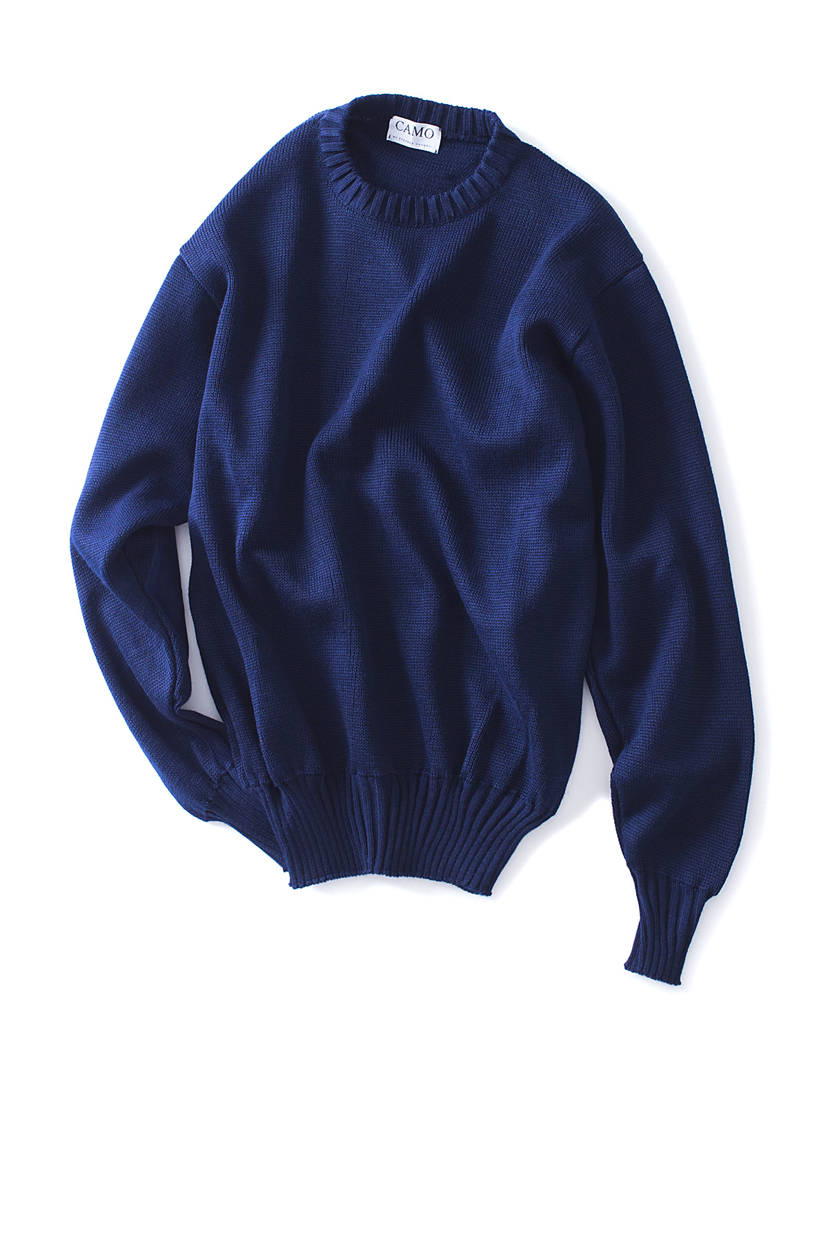CAMO : Patch Pullover Boy Scout (Navy)