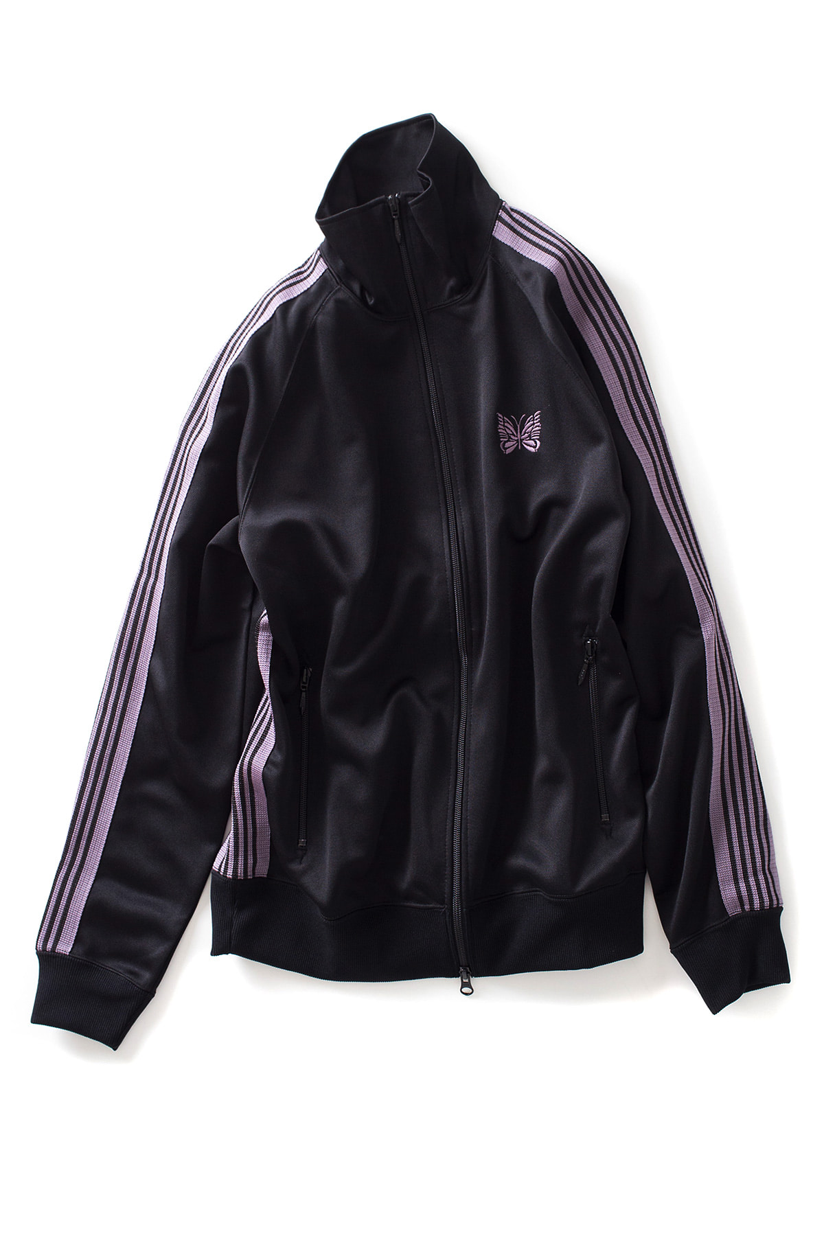NEEDLES : Track Jacket (Black)