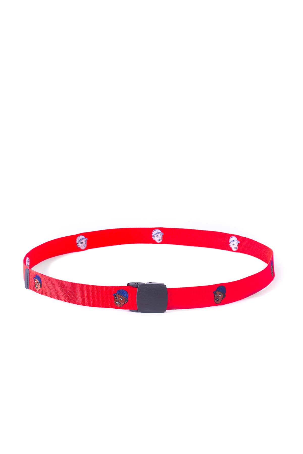 Infielder Design : Gacha Belt (Baseball Red)