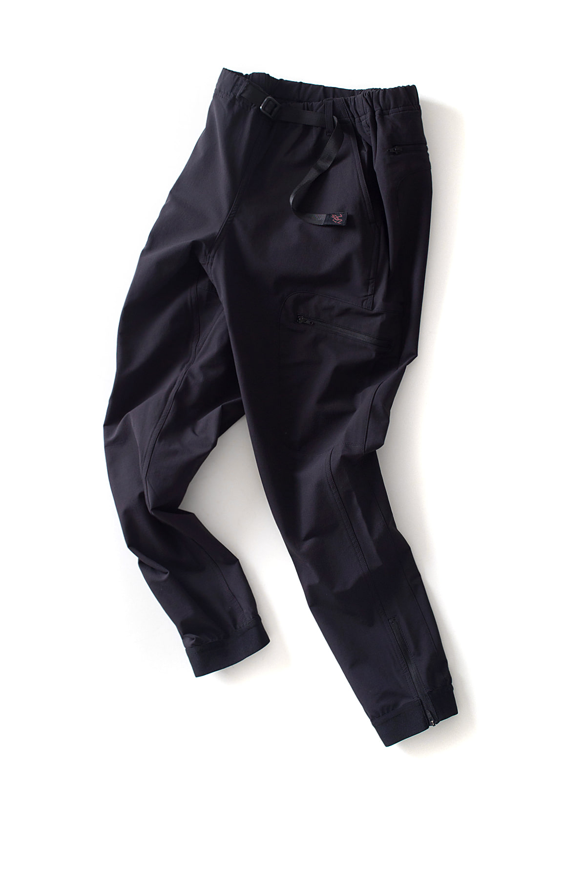Gramicci : 4Way st Narrow Rib Gear Pants (Black)