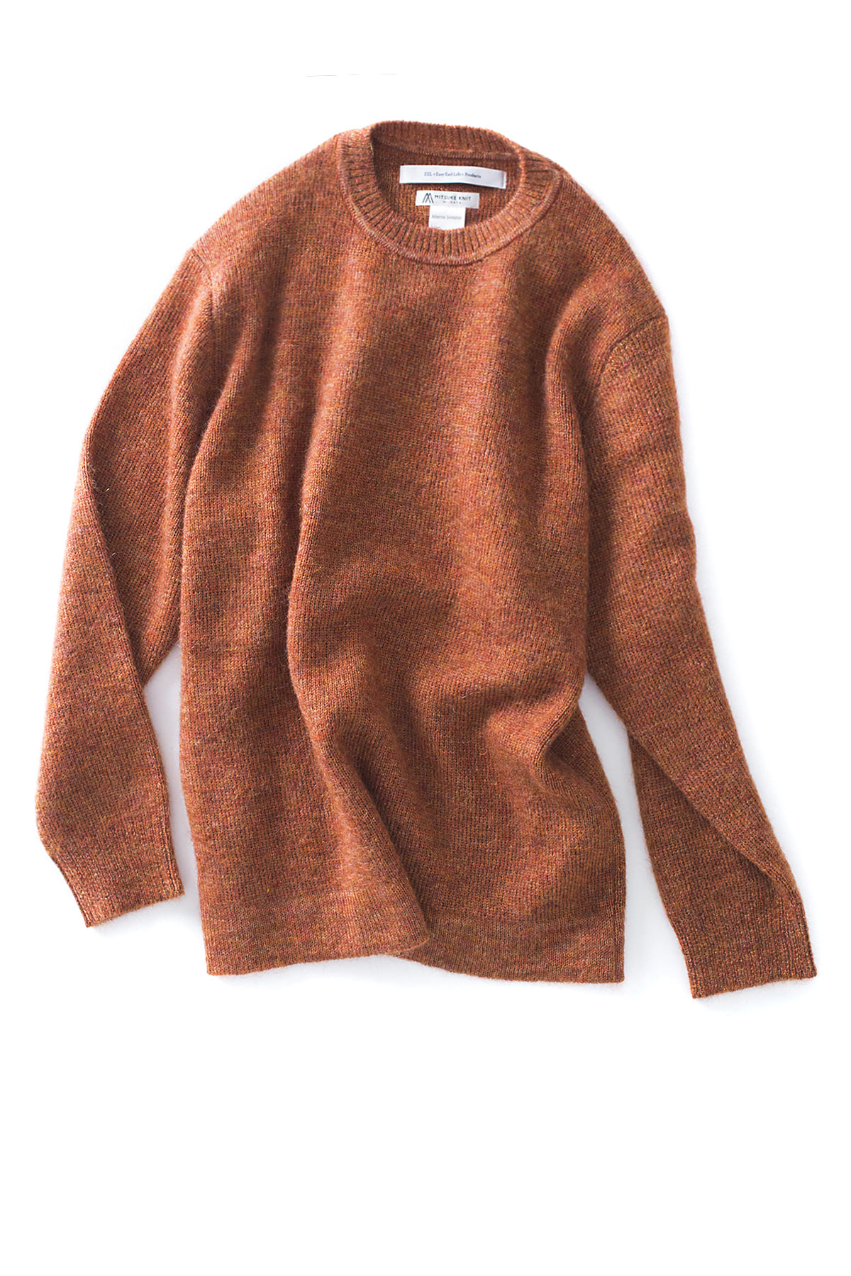 EEL : Alterna Sweater (Orange)