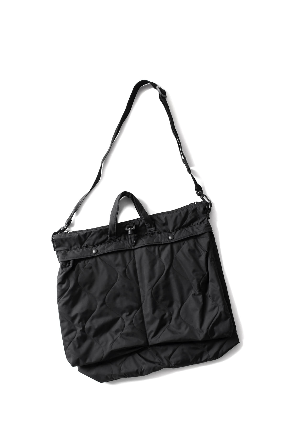 CAMO : HOLLYWOOD DUN Bag (Black)