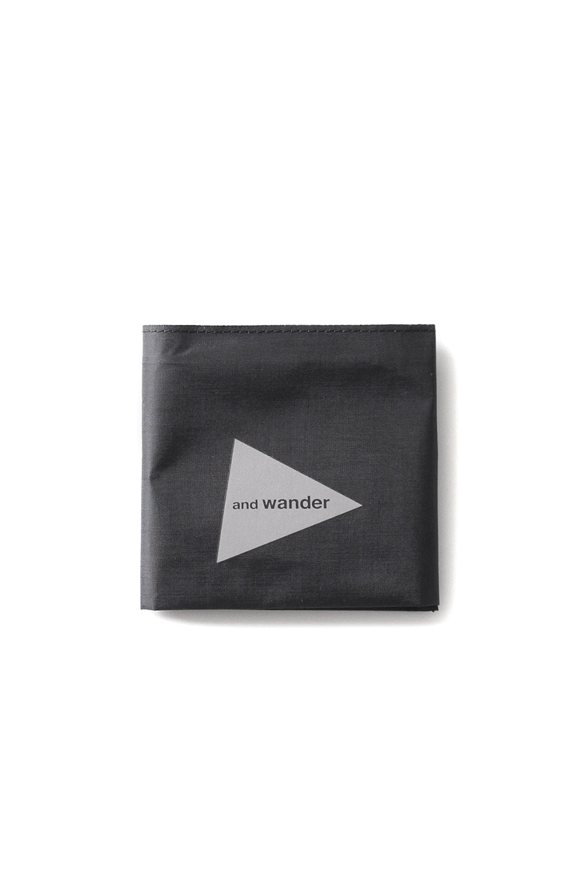 and wander : Hybrid Cuben Fiber Wallet (Black)