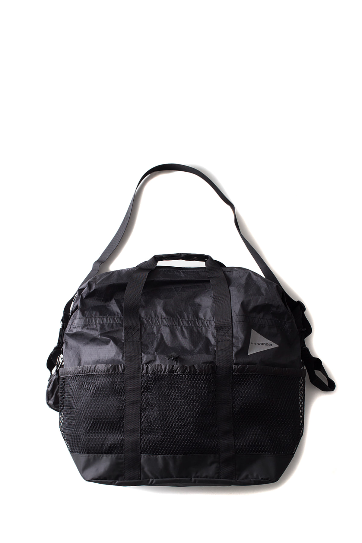 and wander : X-Pac 45L Tote Bag (Black)